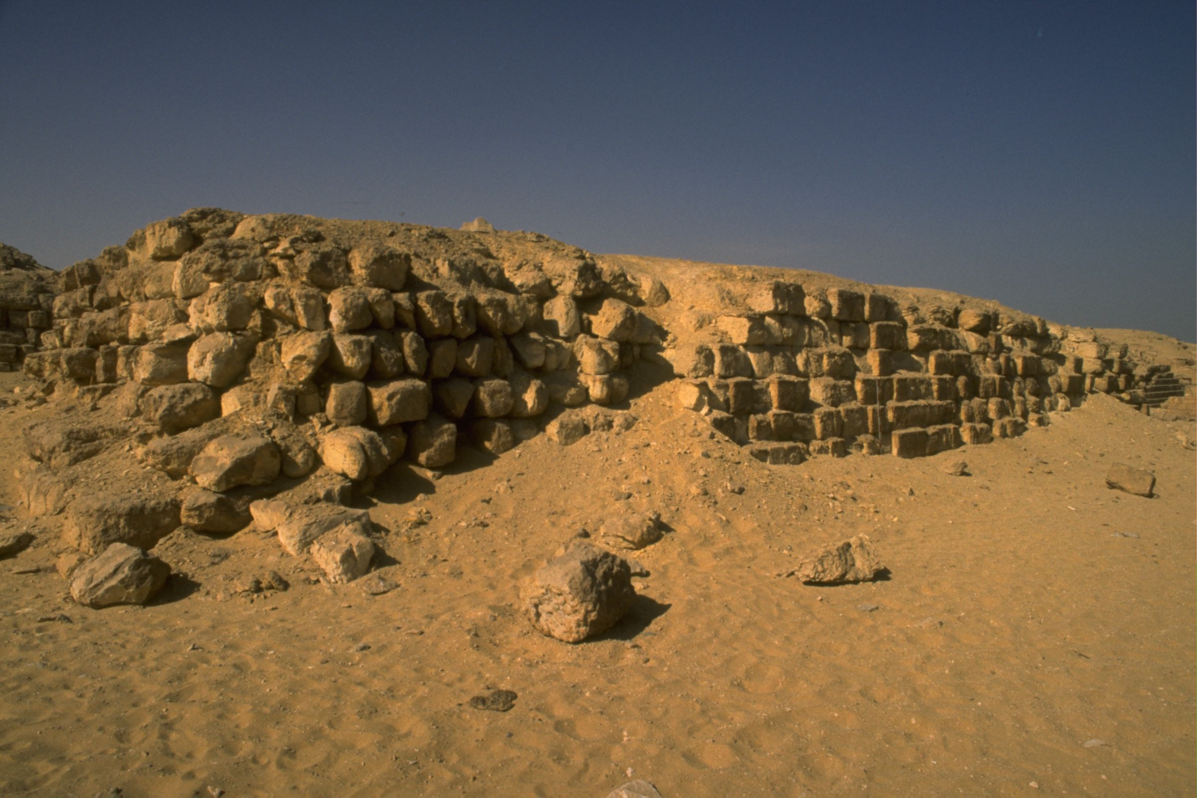 Western Cemetery: Site: Giza; View: G 4260