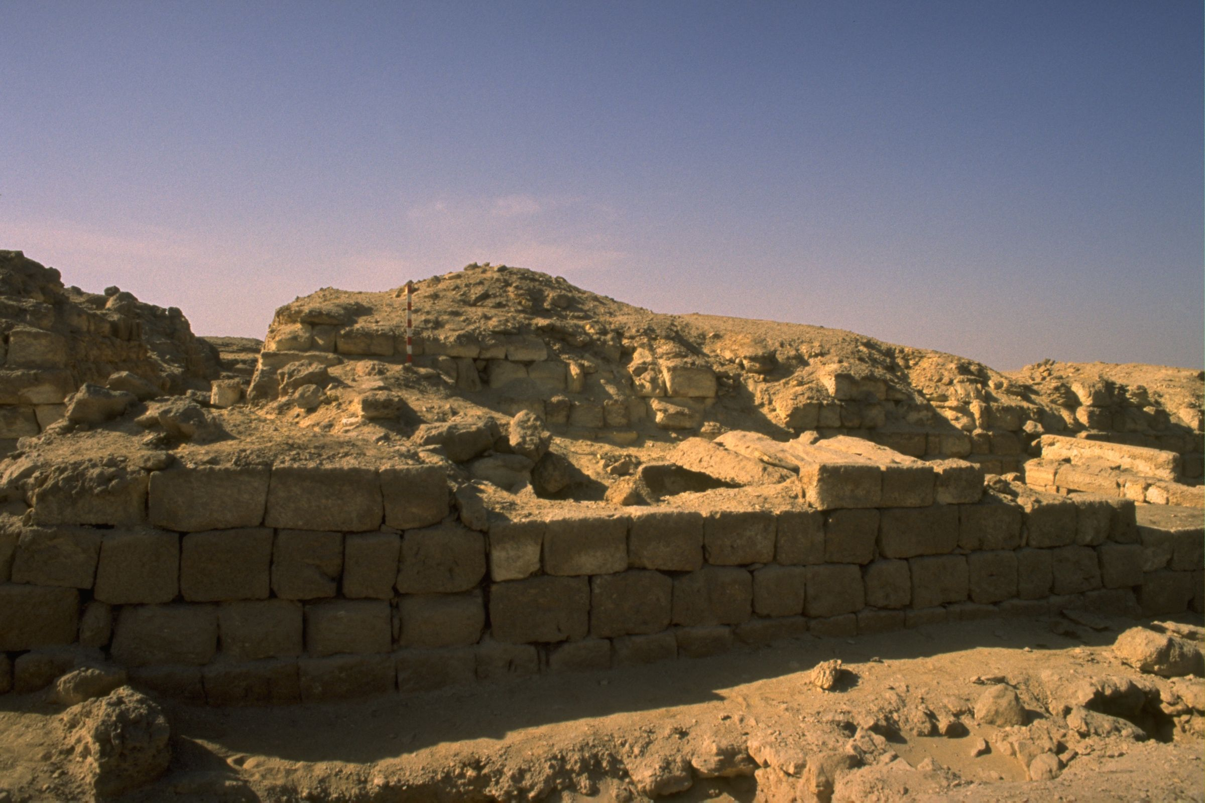 Western Cemetery: Site: Giza; View: G 1233