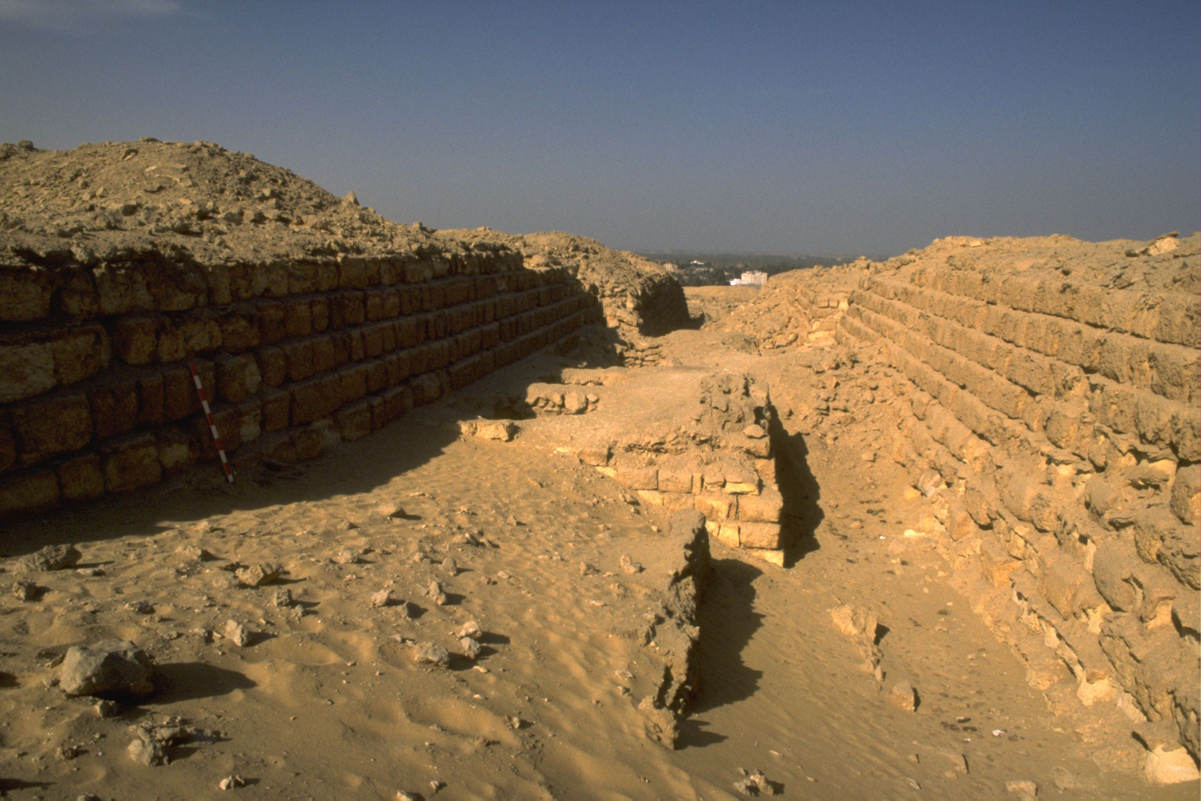 Western Cemetery: Site: Giza; View: G 1207, 1205