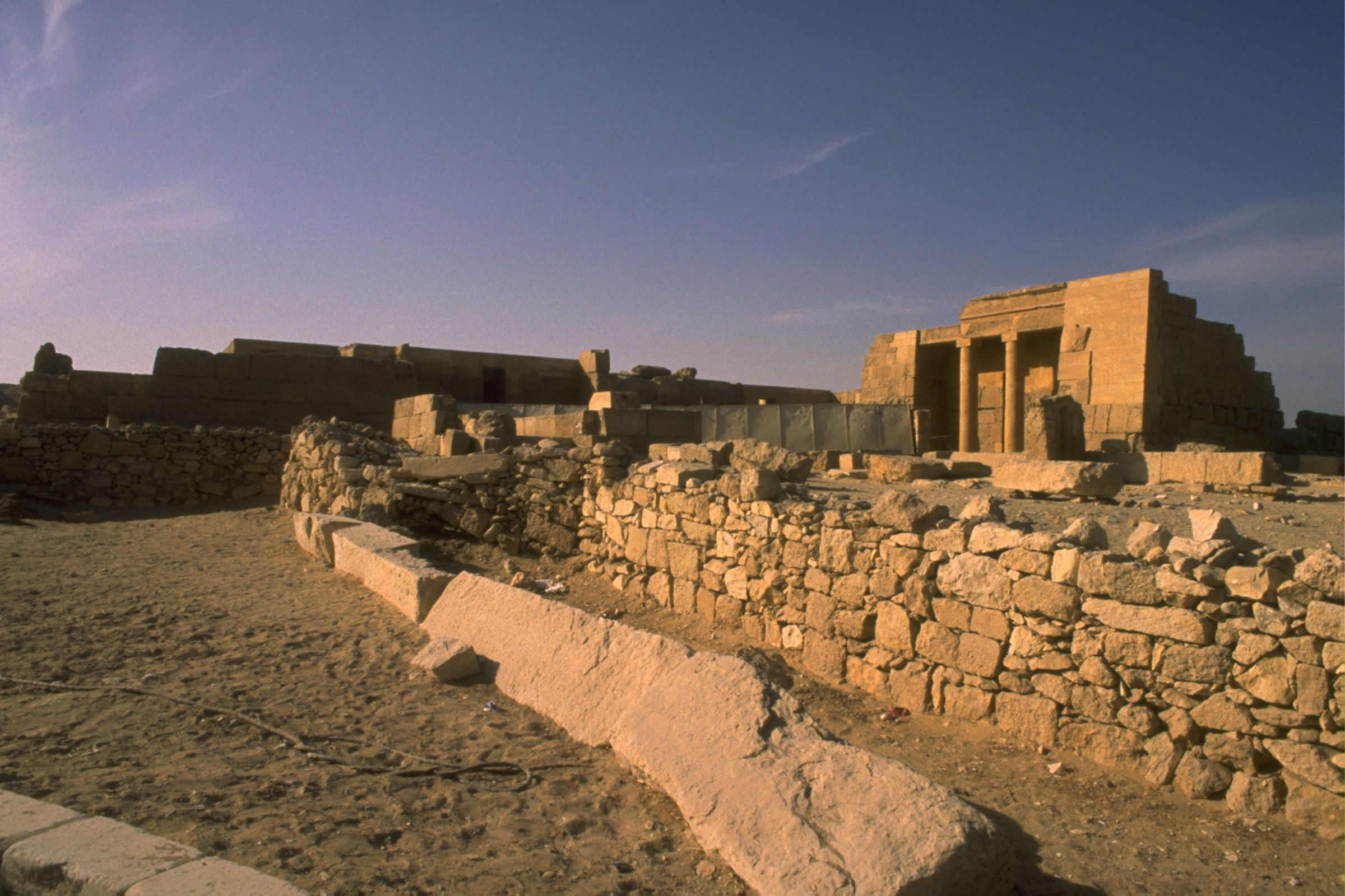 Western Cemetery: Site: Giza; View: G 2370, 2378