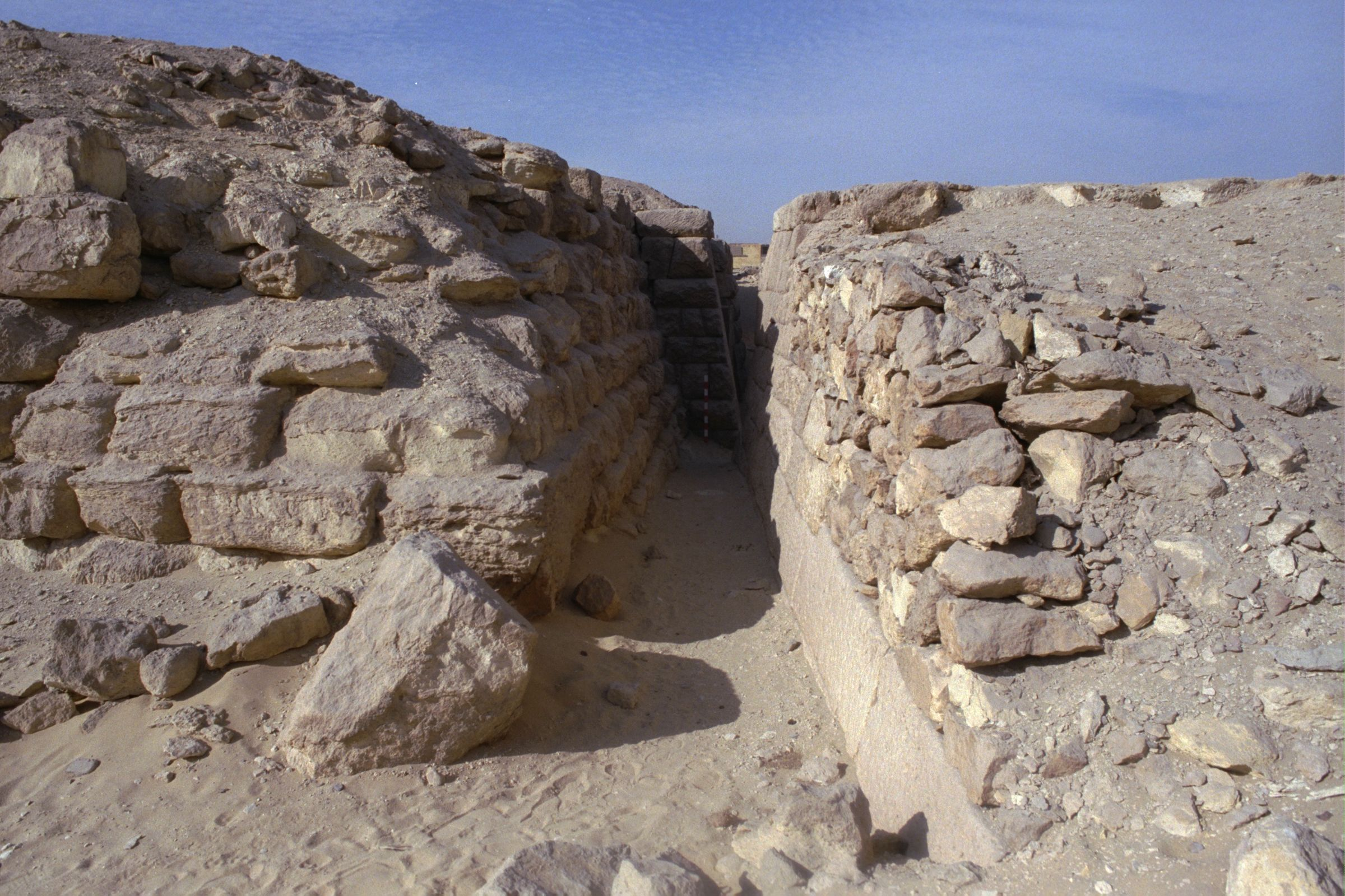 Western Cemetery: Site: Giza; View: G 2155, G 4860