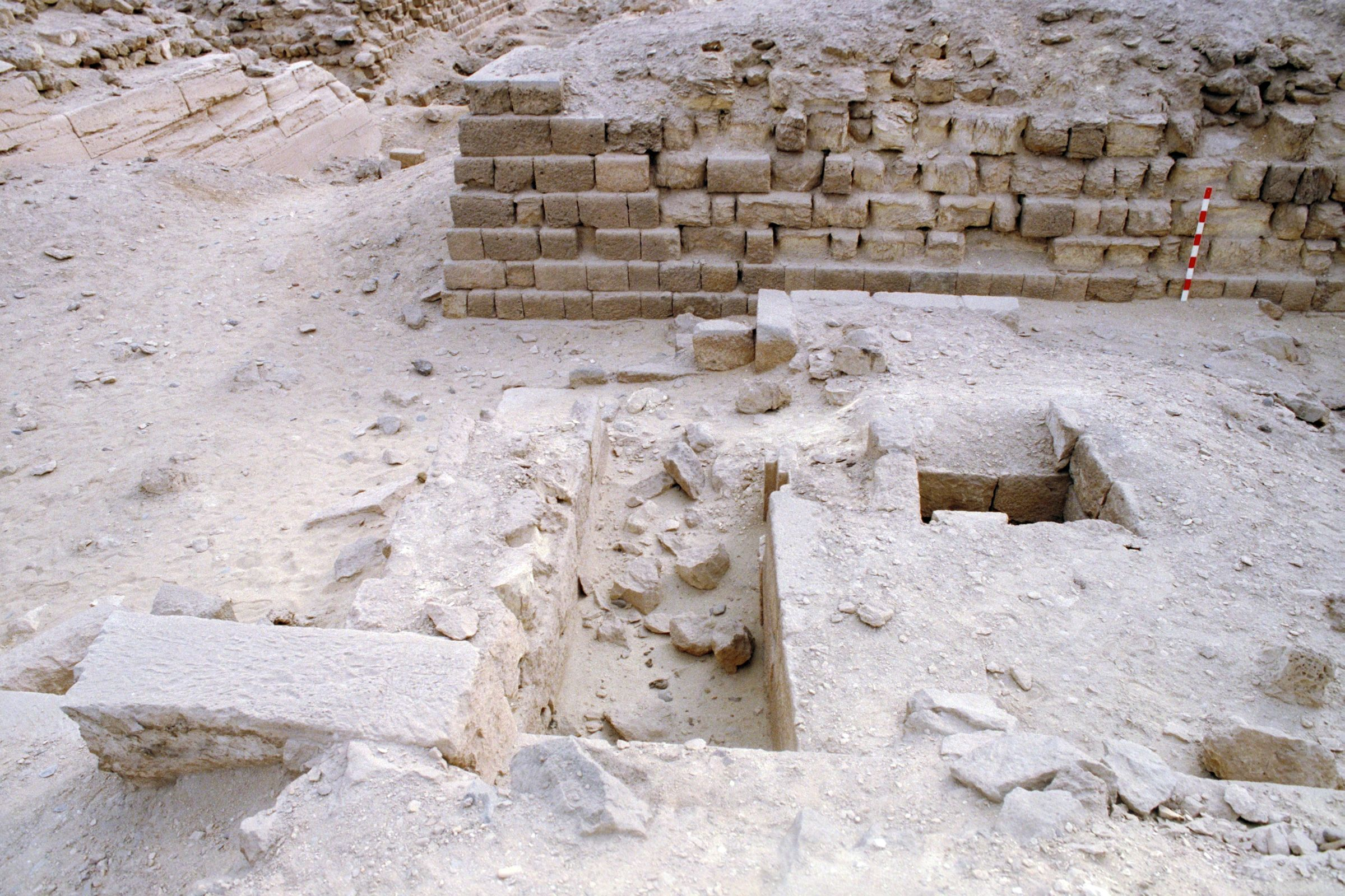 Western Cemetery: Site: Giza; View: G 2111, 2113