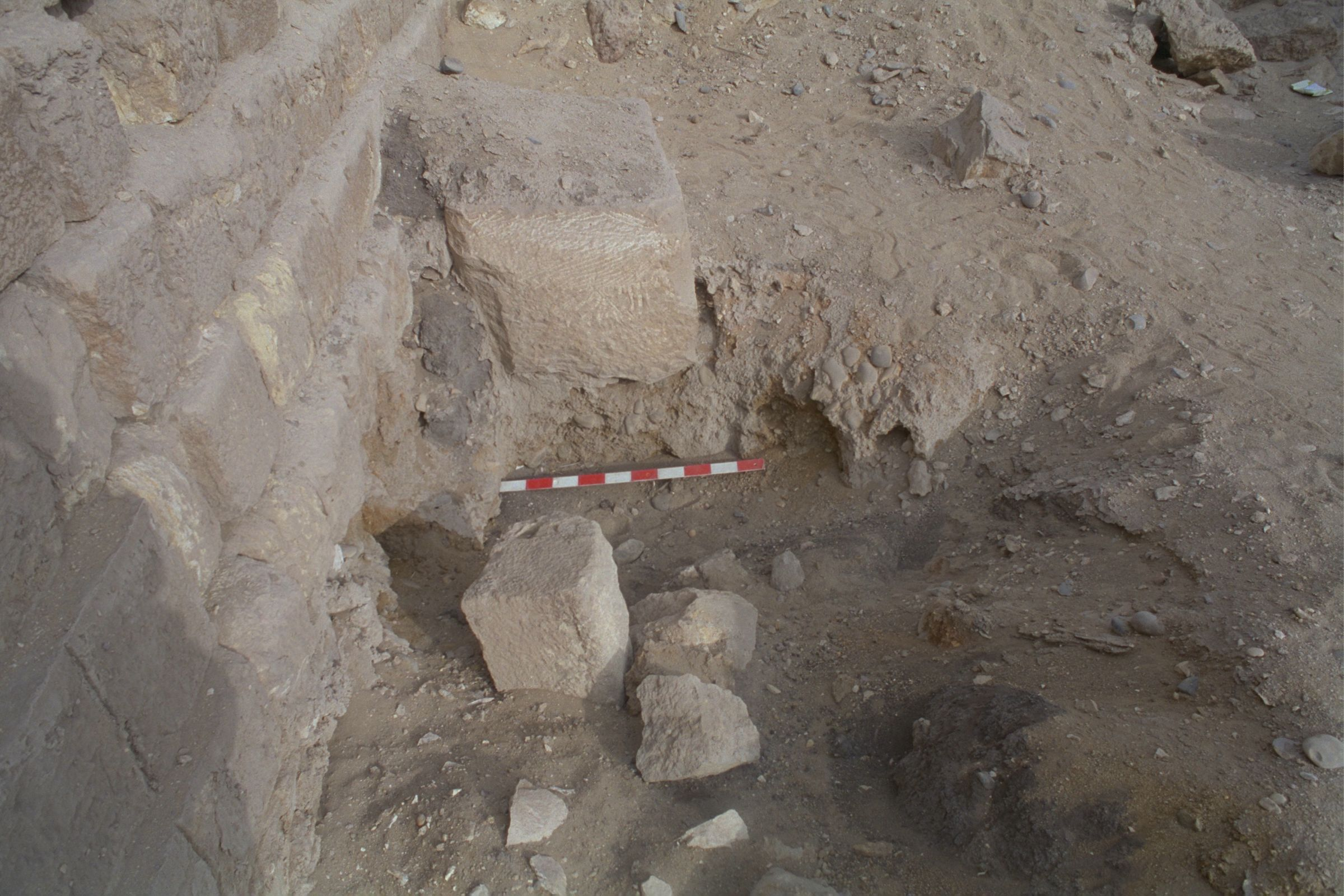 Western Cemetery: Site: Giza; View: G 2105, G 2100