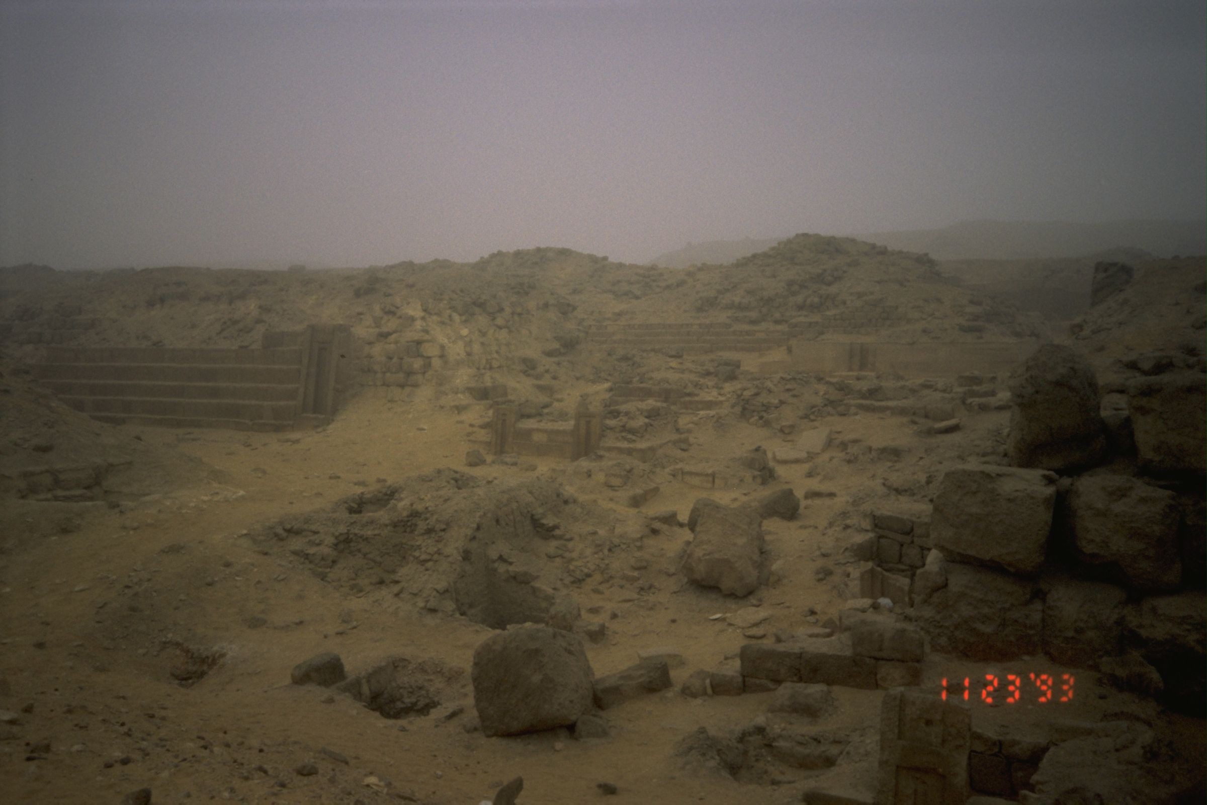 Western Cemetery: Site: Giza; View: G 2151, G 2150