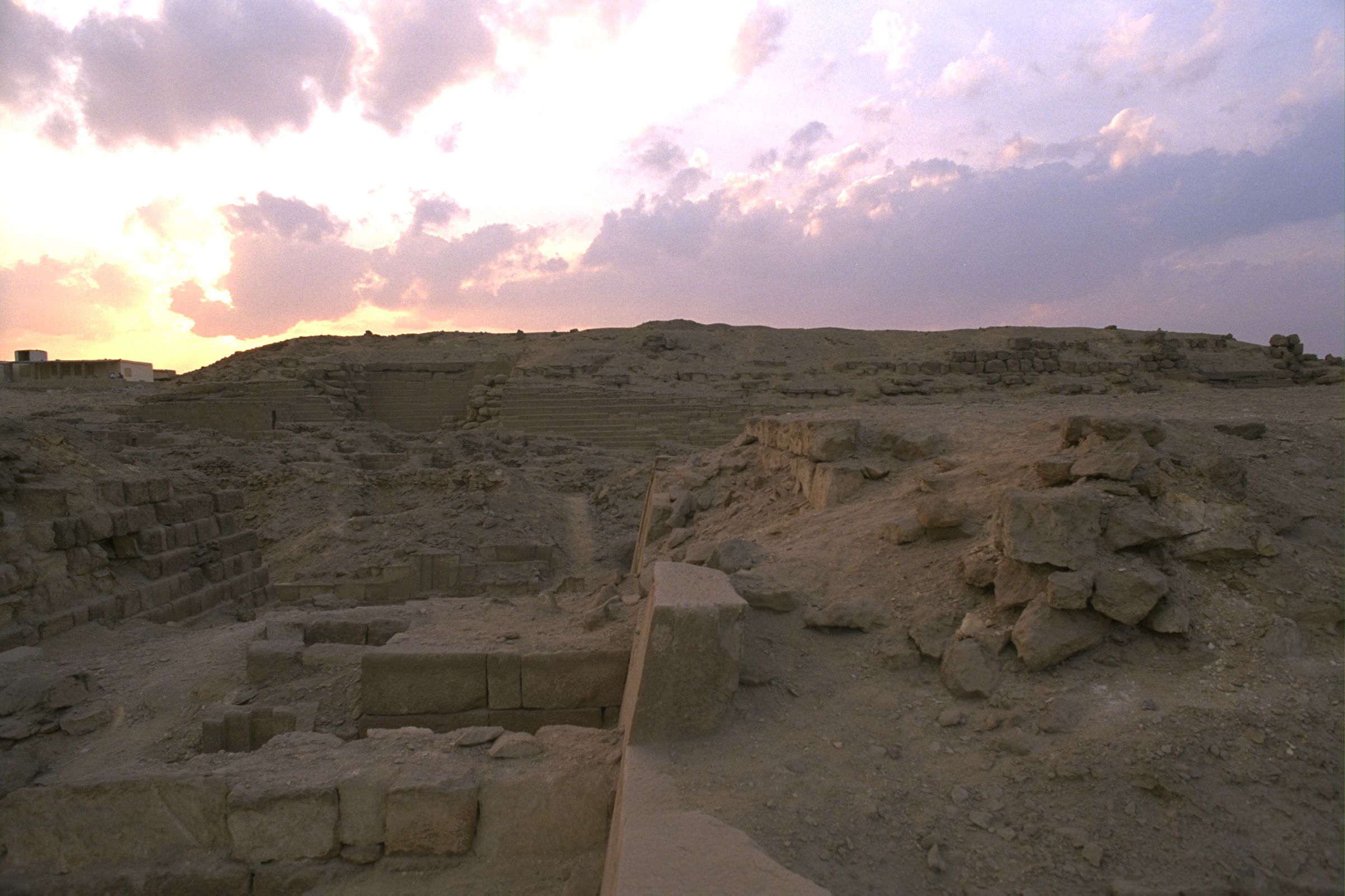 Western Cemetery: Site: Giza; View: G 2110, 2111