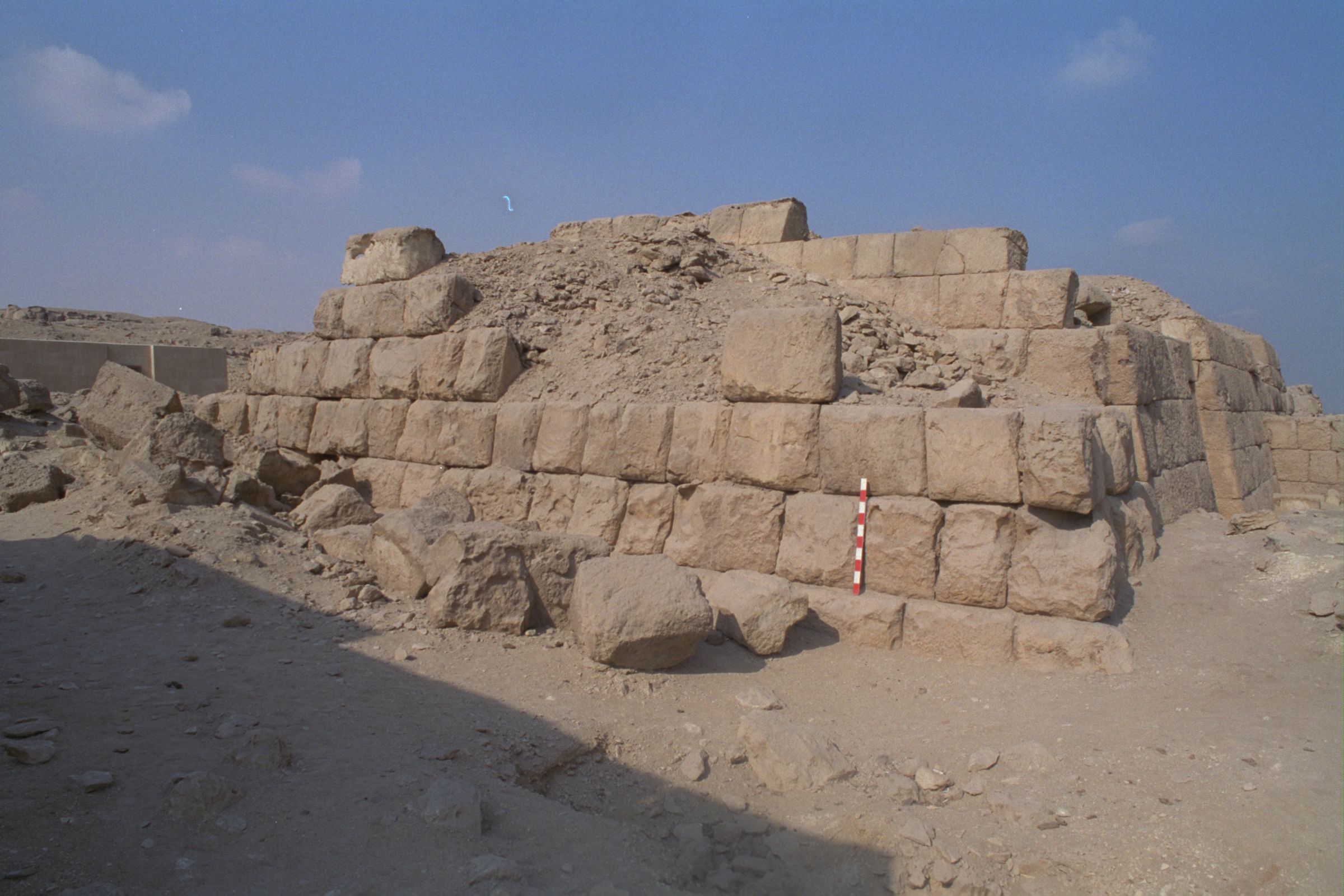 Western Cemetery: Site: Giza; View: G 5340