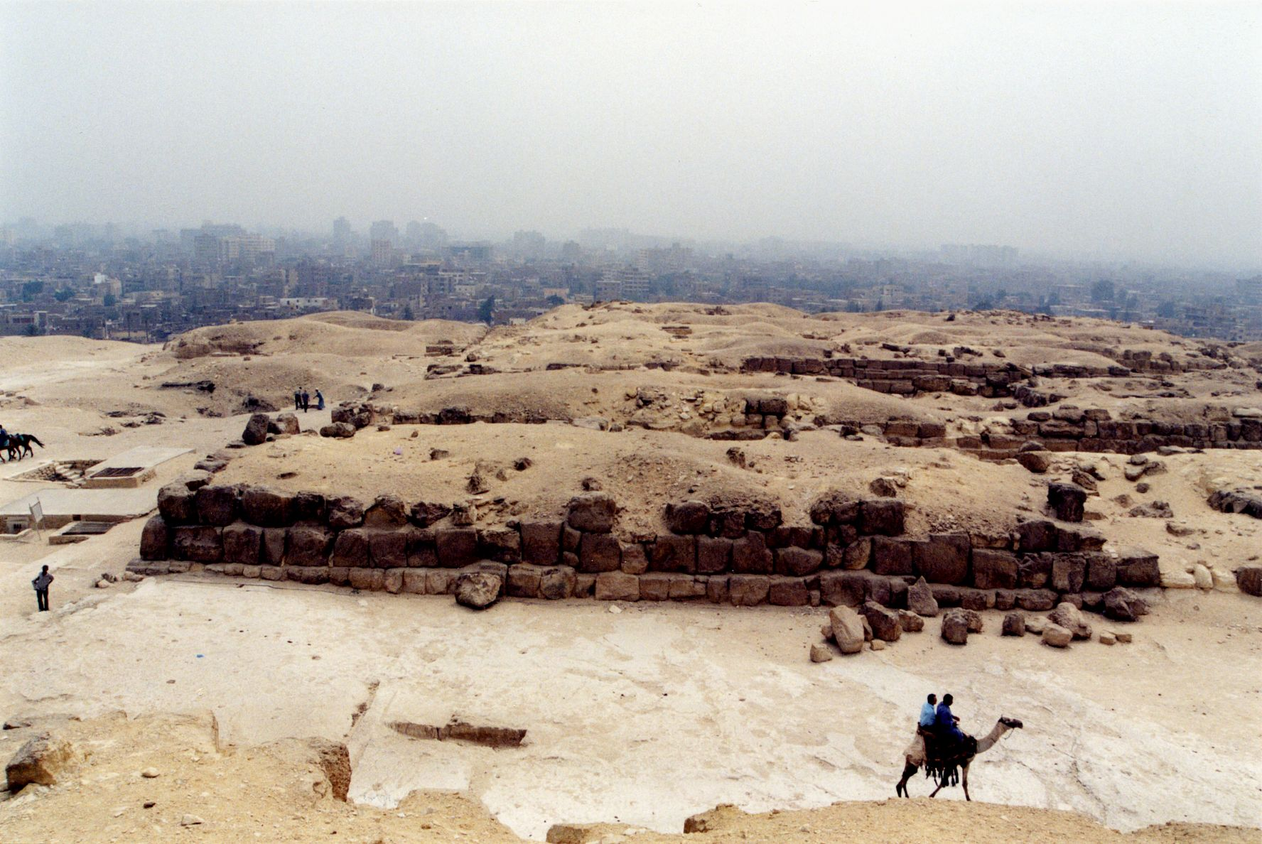 Eastern Cemetery: Site: Giza; View: G 7110-7120