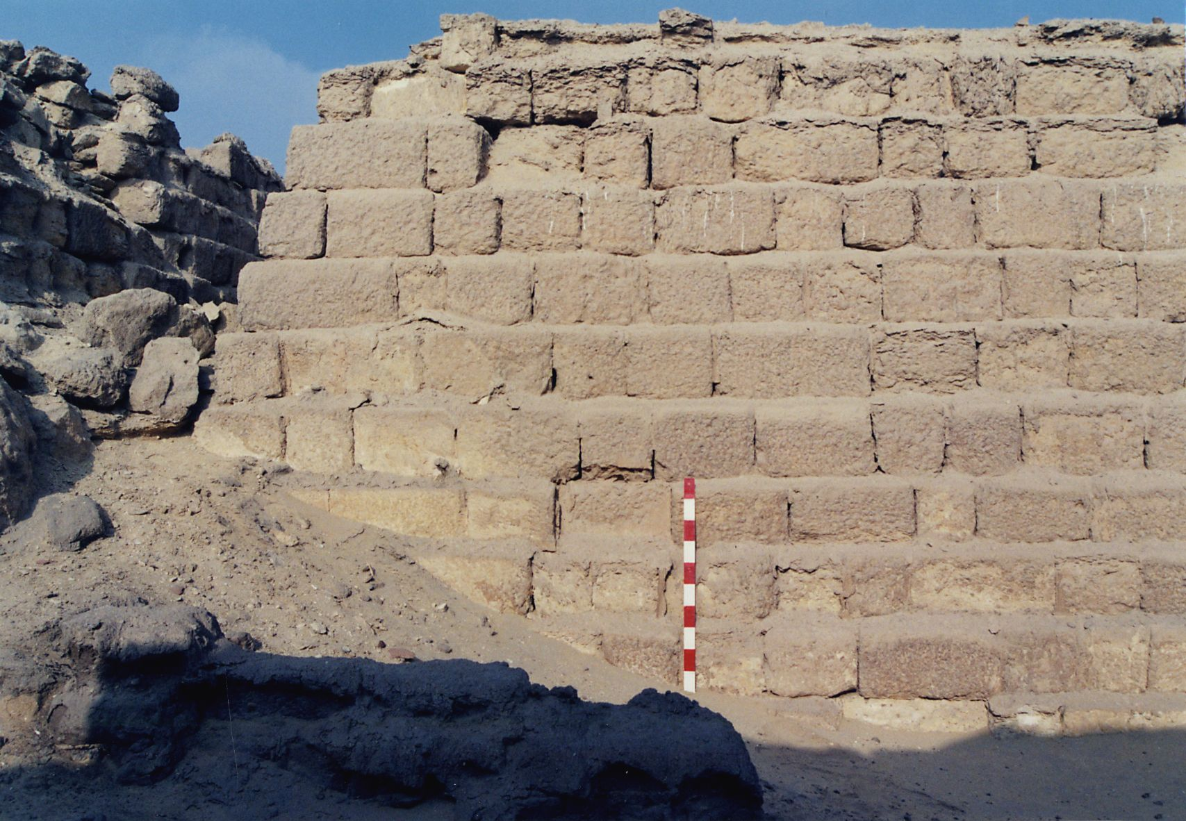 Western Cemetery: Site: Giza; View: G 1235