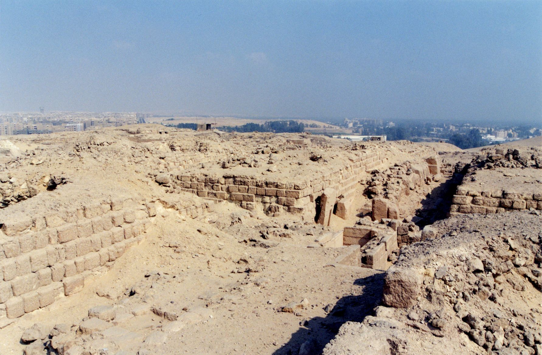 Western Cemetery: Site: Giza; View: G 1225