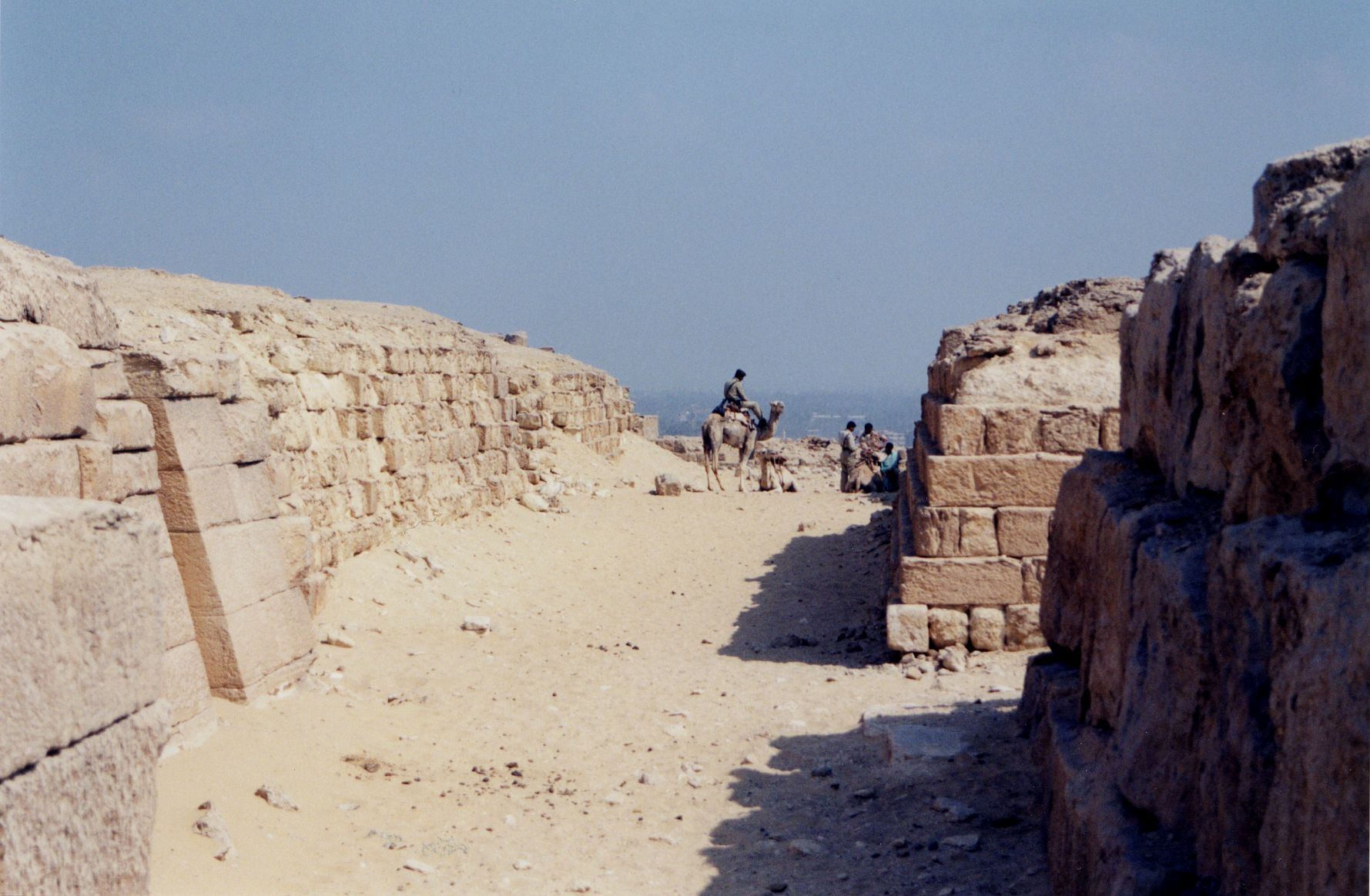 Western Cemetery: Site: Giza; View: G 4250