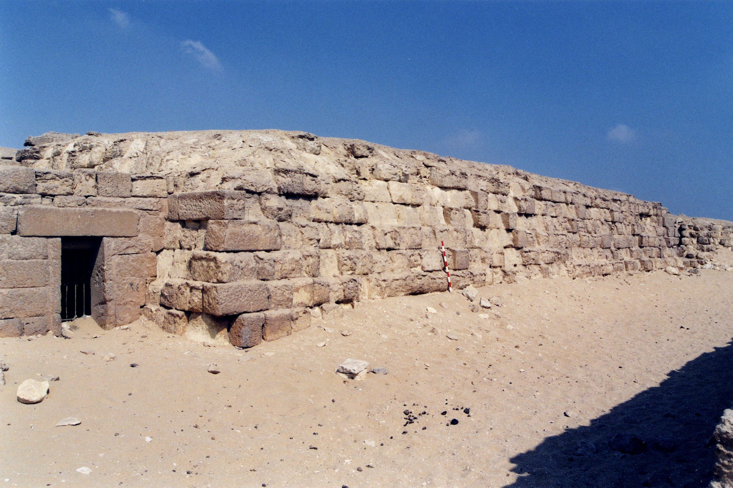 Western Cemetery: Site: Giza; View: G 4250, G 4241
