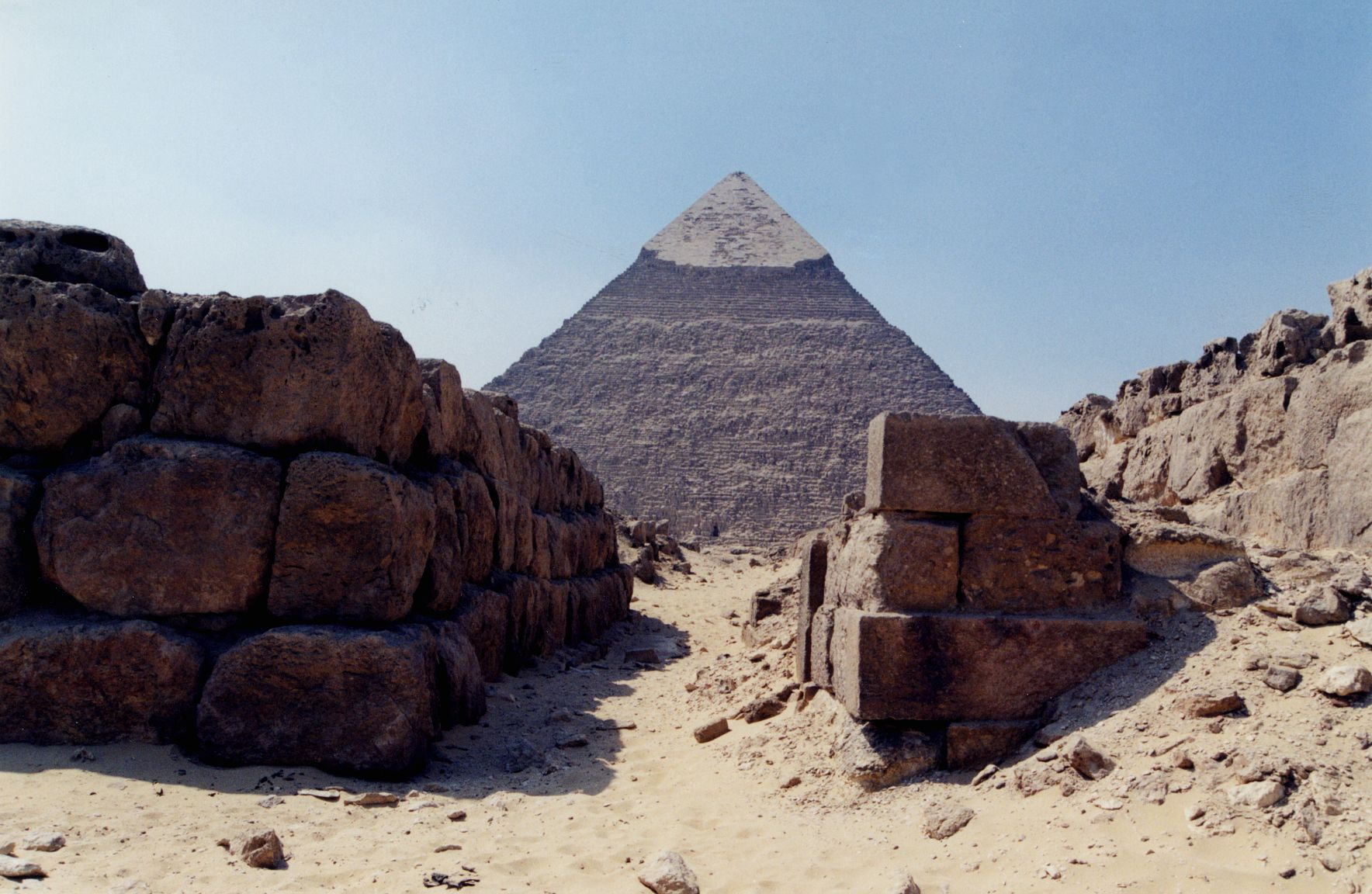 Western Cemetery: Site: Giza; View: G 4440, G 4340