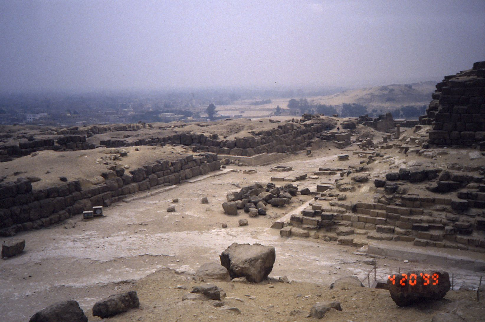 Eastern Cemetery: Site: Giza; View: G 7110-7120, G 7120-7130