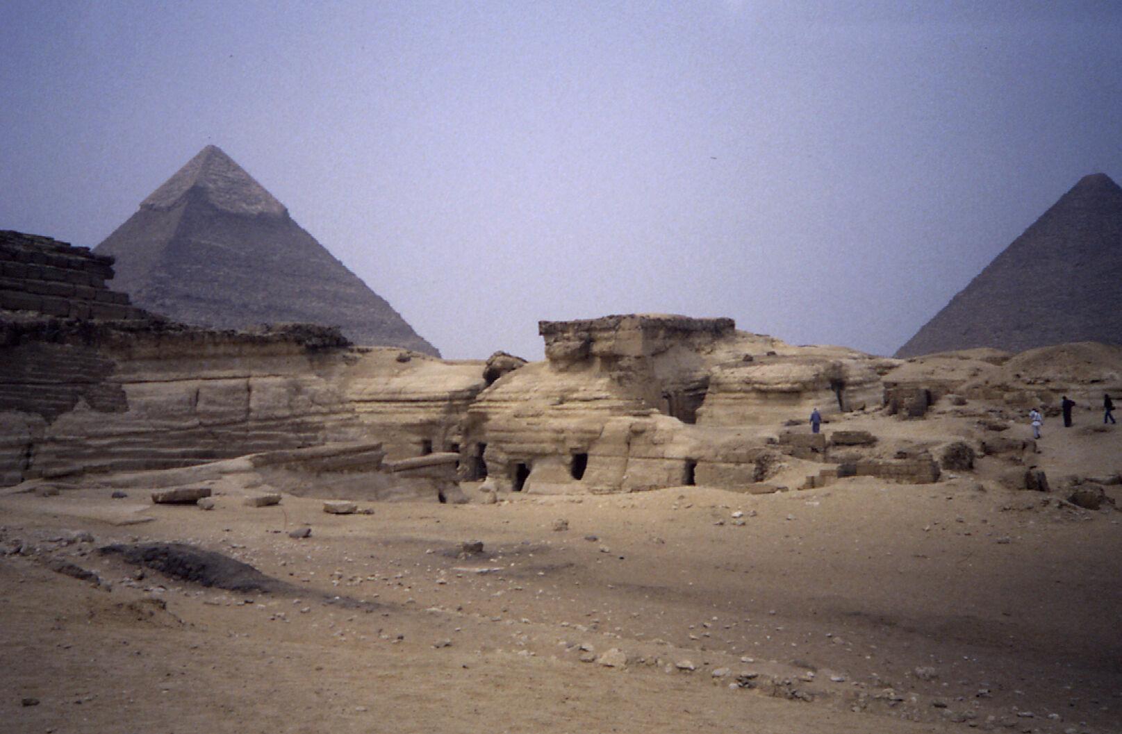 Central Field (Hassan): Site: Giza