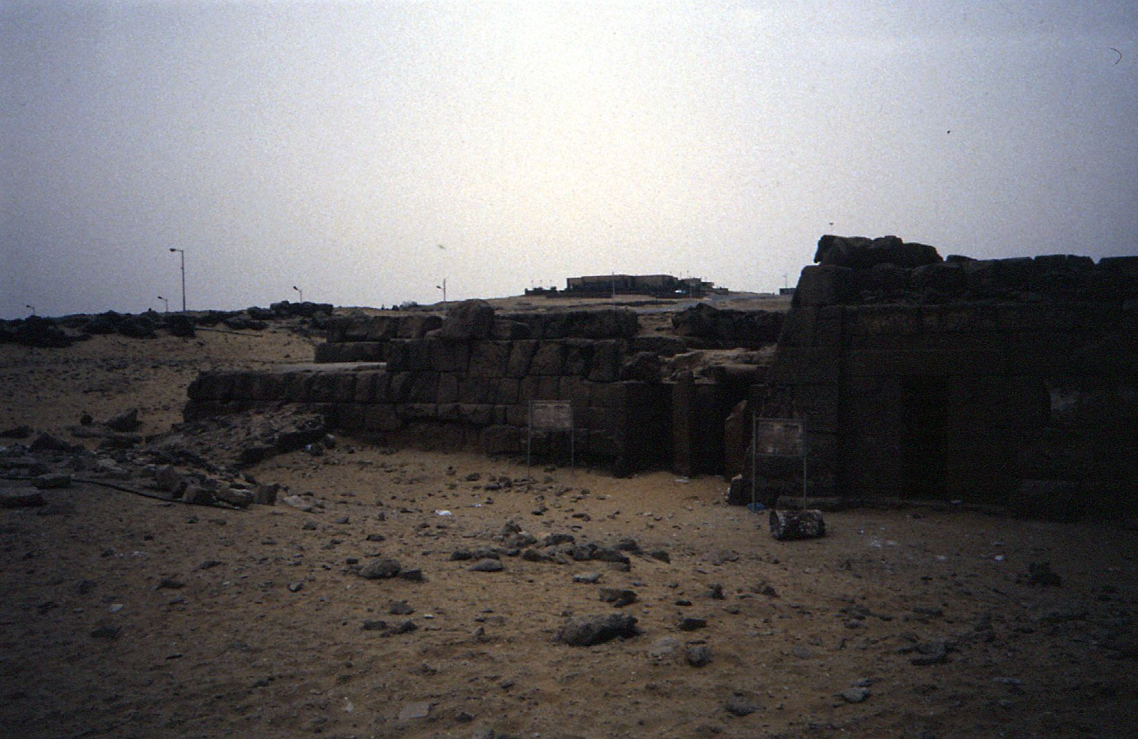 Western Cemetery: Site: Giza; View: G 6010, G 6020