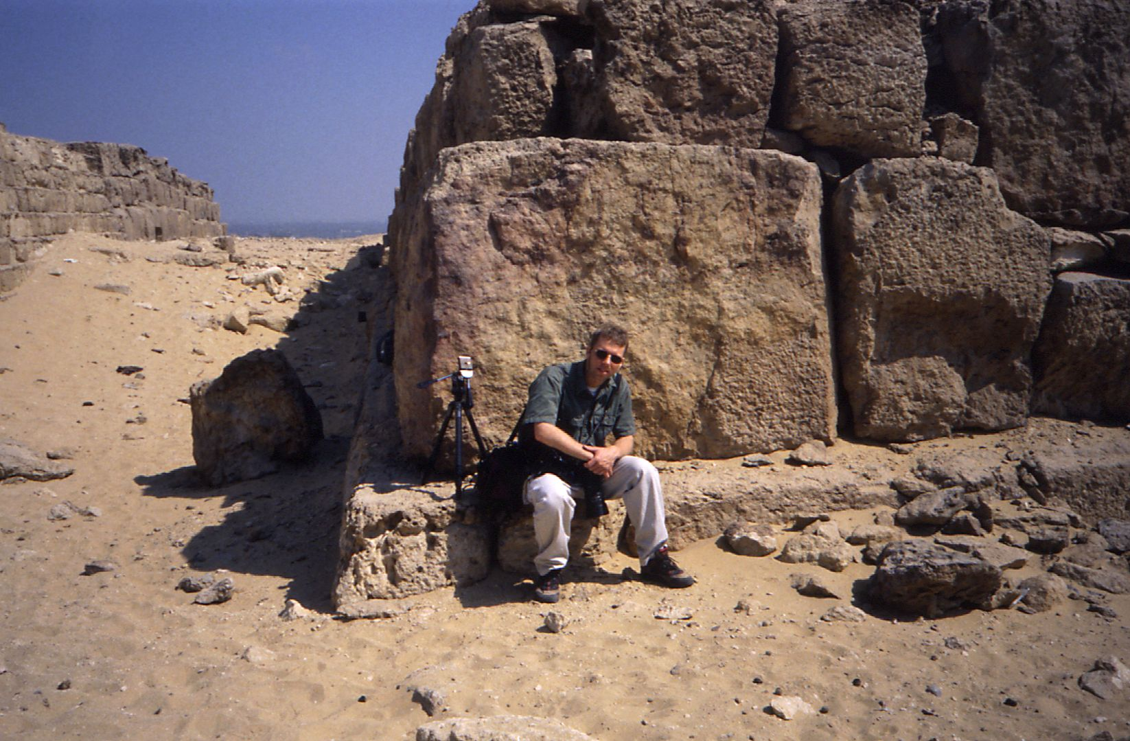 Western Cemetery: Site: Giza; View: G 4450