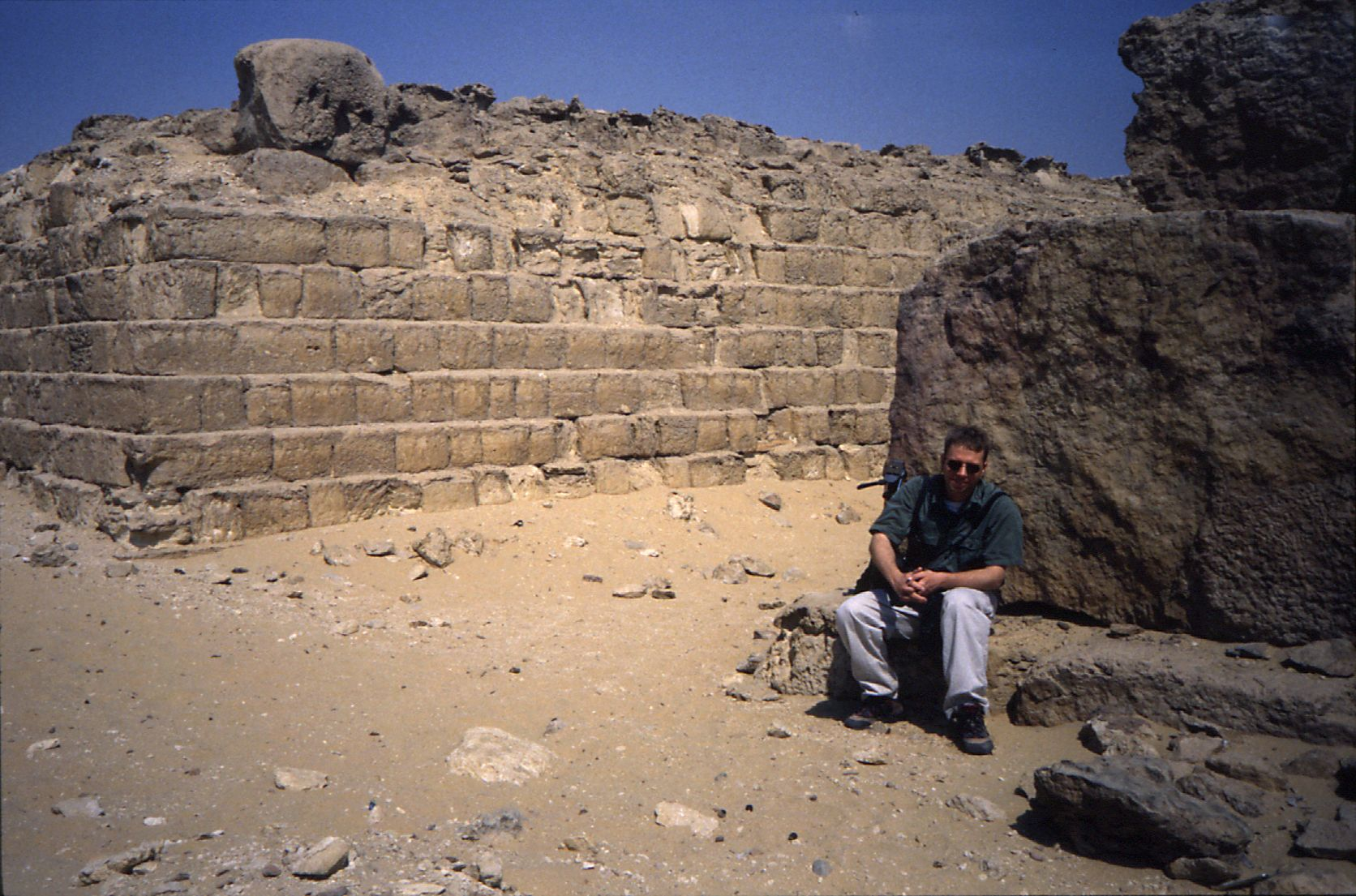 Western Cemetery: Site: Giza; View: G 4350, G 4450
