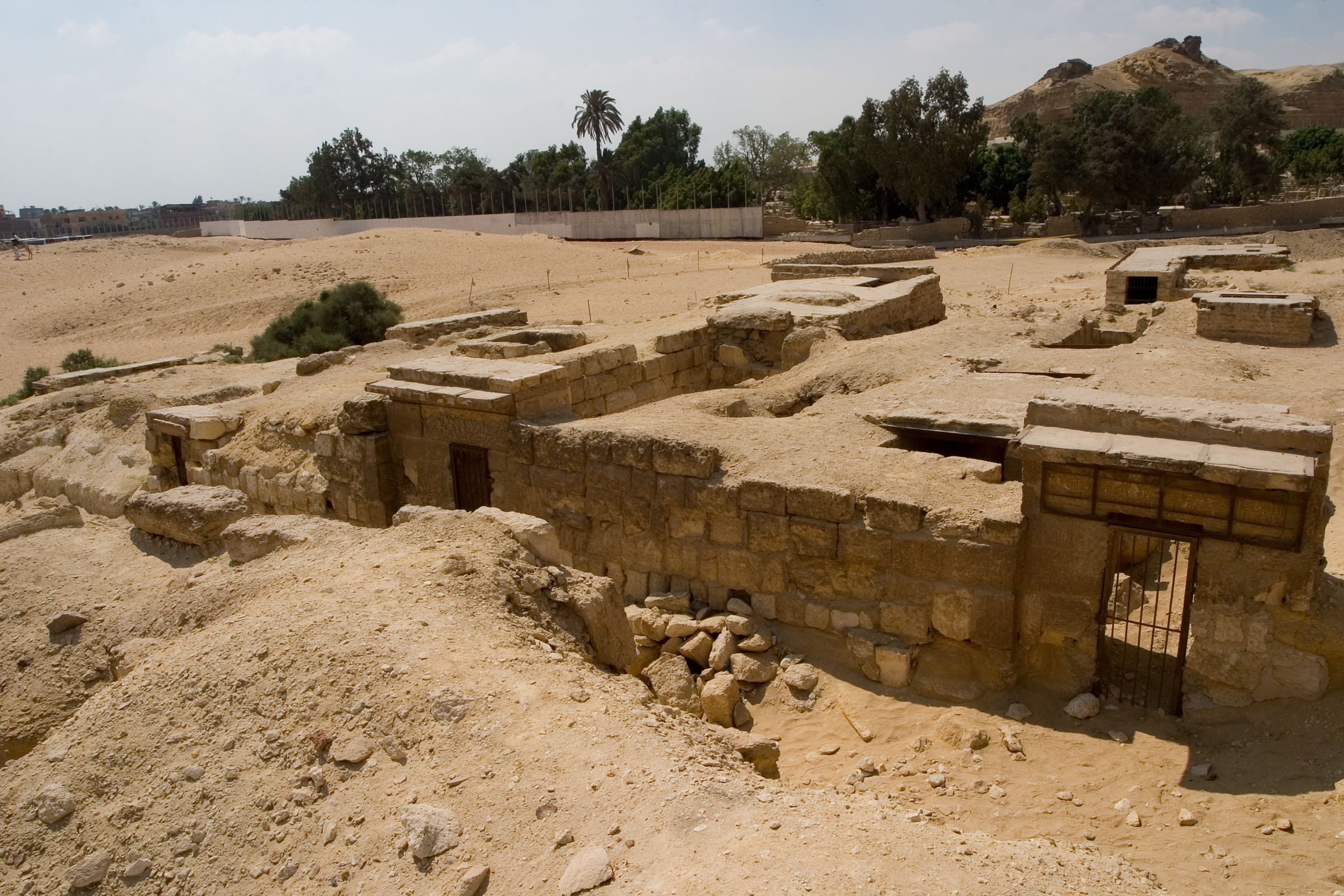 Central Field (Hassan): Site: Giza; View: G 8926, User