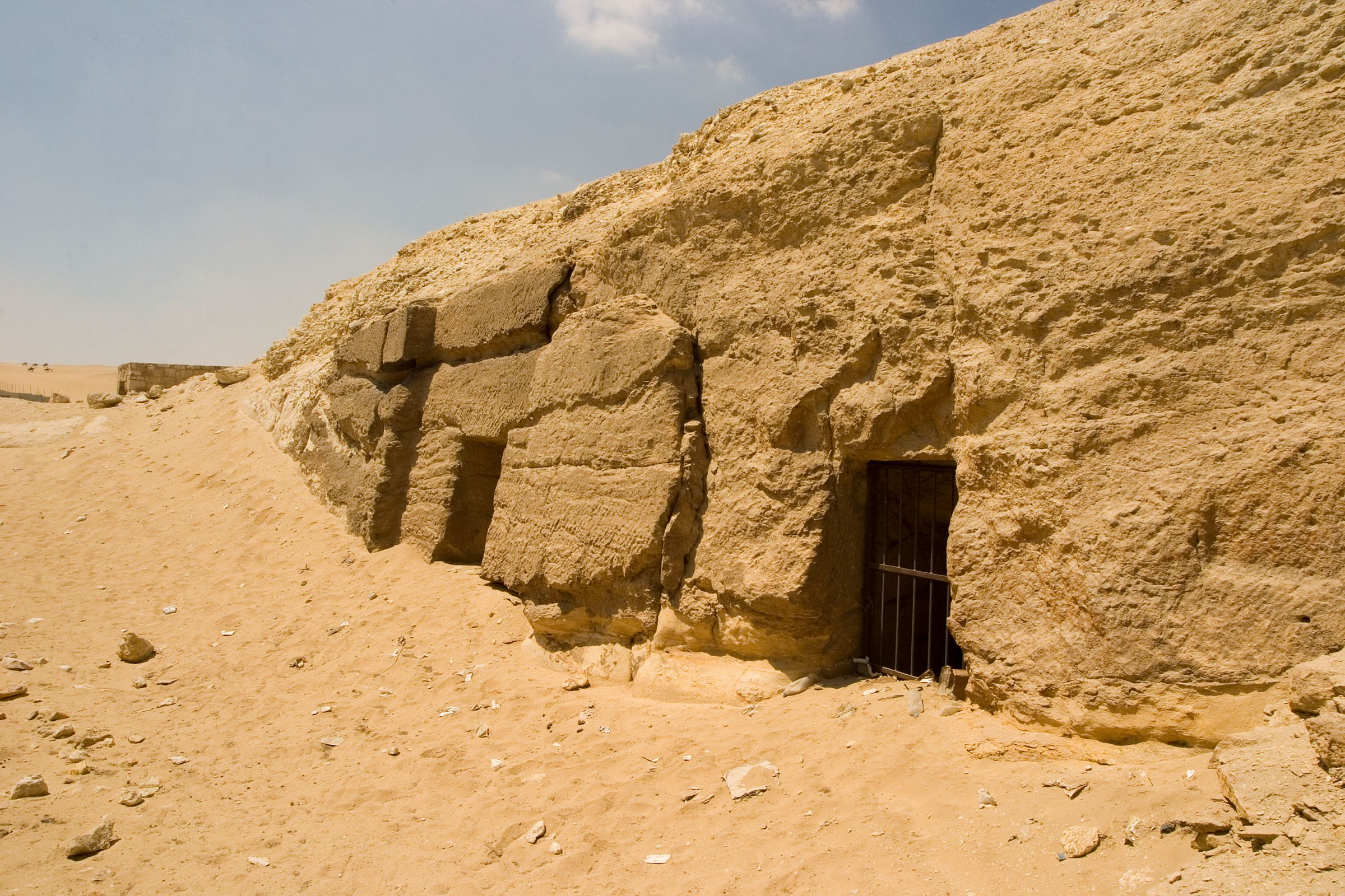 Central Field (Hassan): Site: Giza; View: G 8862