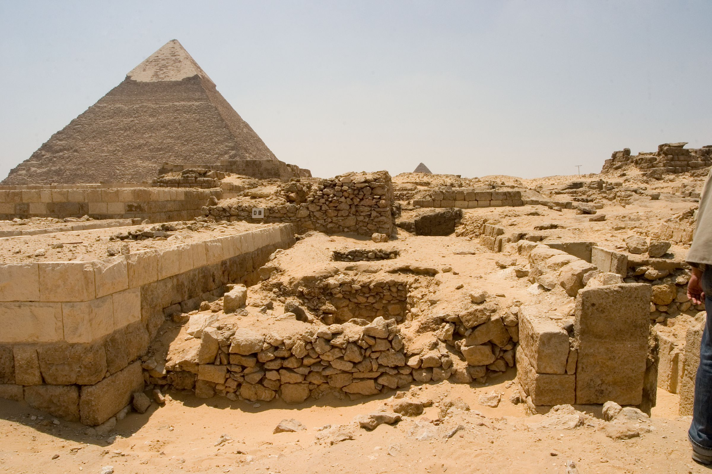 Western Cemetery: Site: Giza; View: D 5
