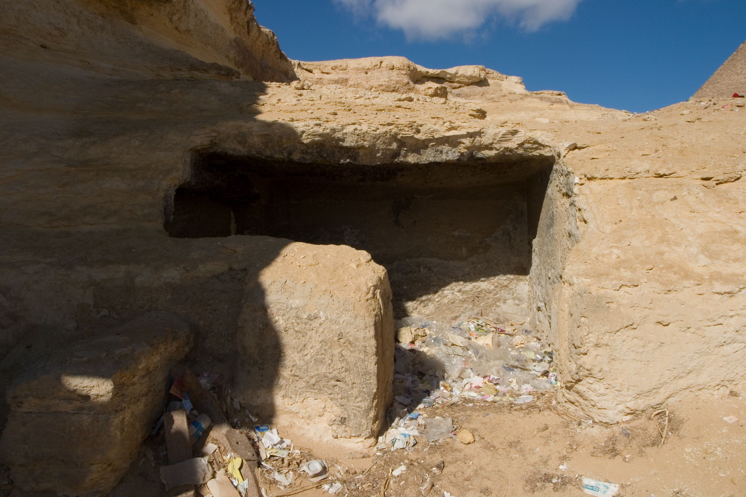 Central Field (Hassan): Site: Giza; View: G 8174