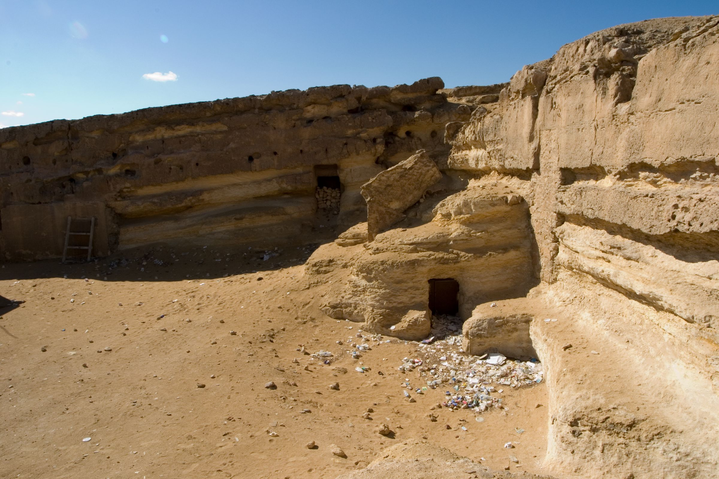 Central Field (Hassan): Site: Giza; View: G 8162, G 8164
