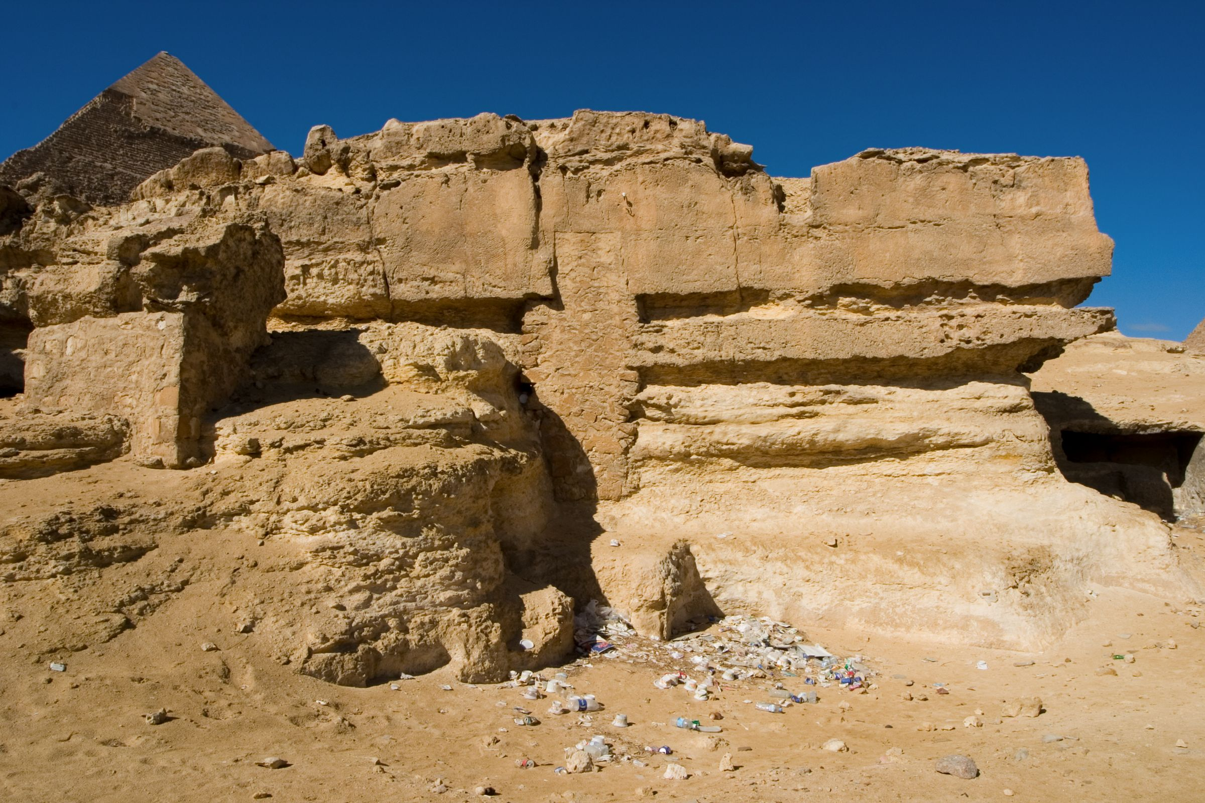Central Field (Hassan): Site: Giza; View: G 8172