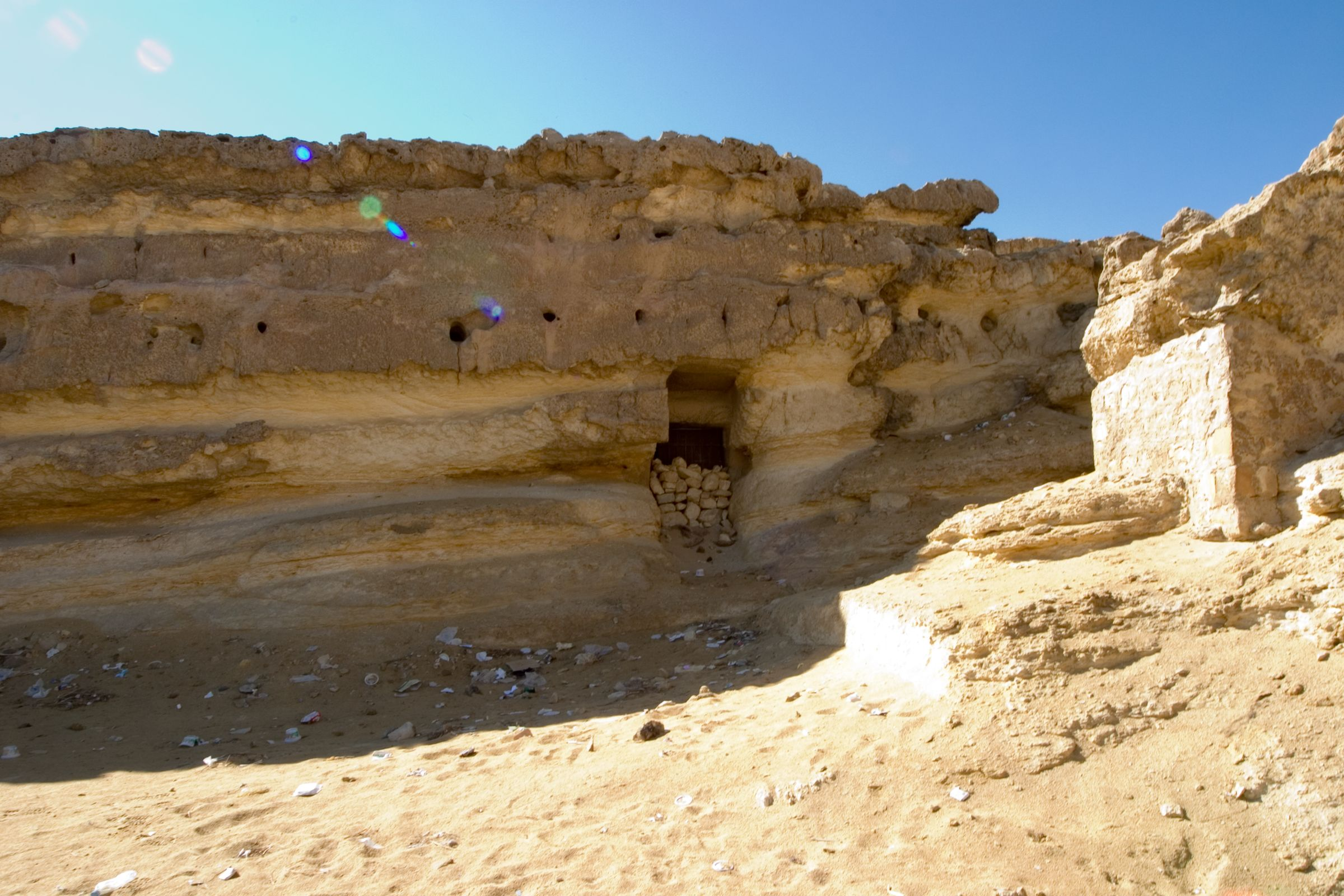 Central Field (Hassan): Site: Giza; View: G 8164