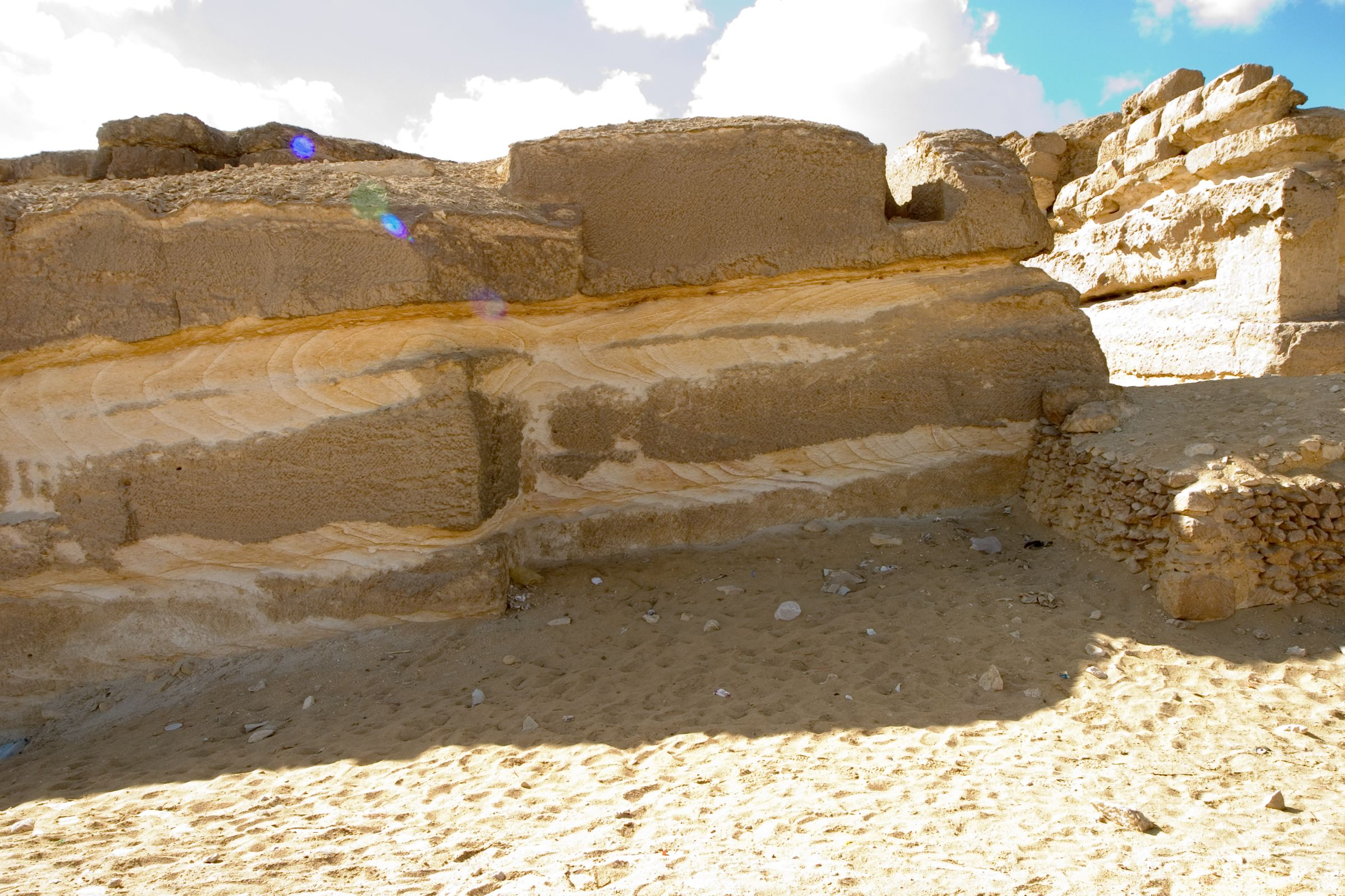 Central Field (Hassan): Site: Giza; View: G 8026