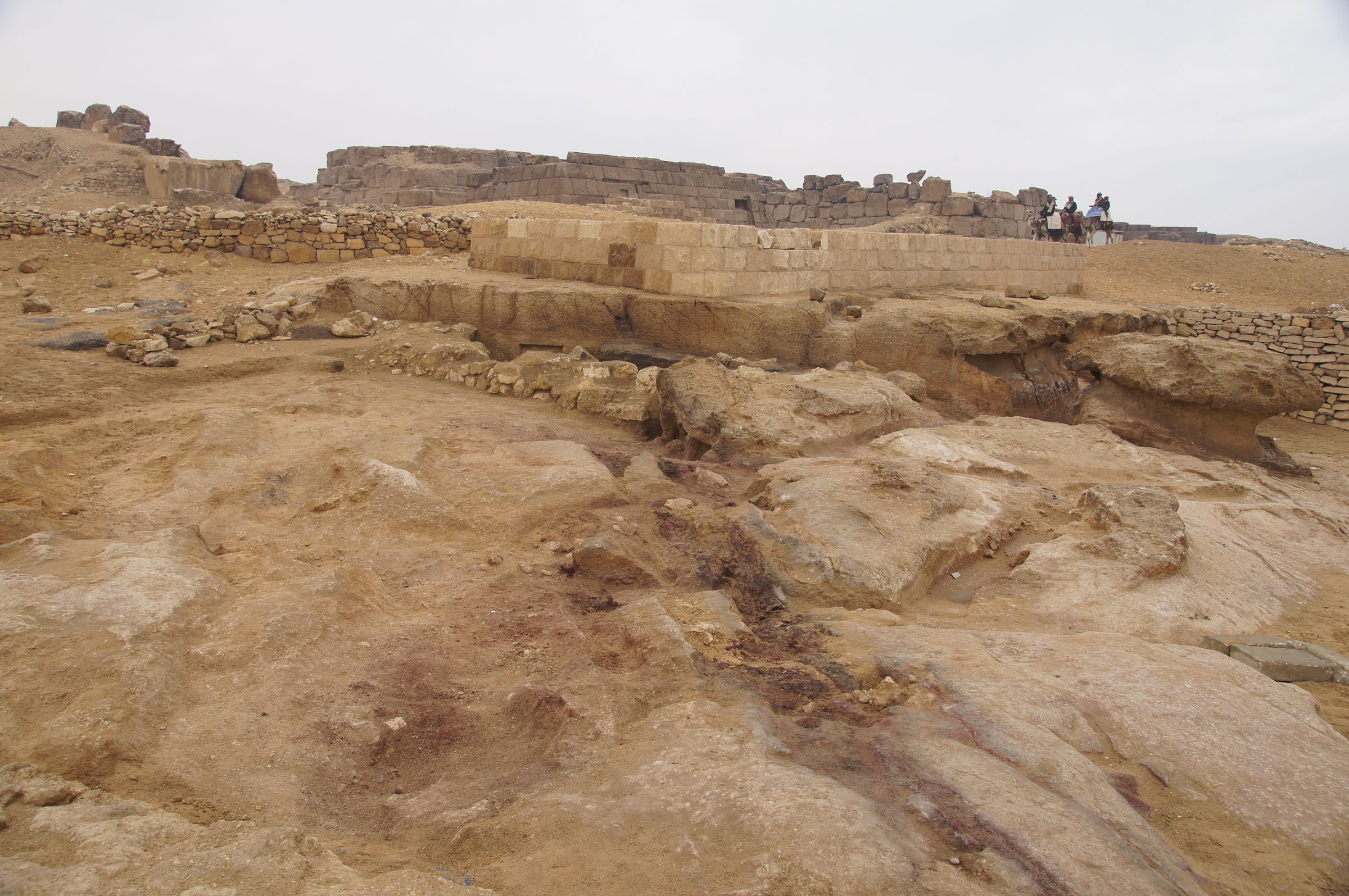 Western Cemetery: Site: Giza; View: G 5411, G 5210