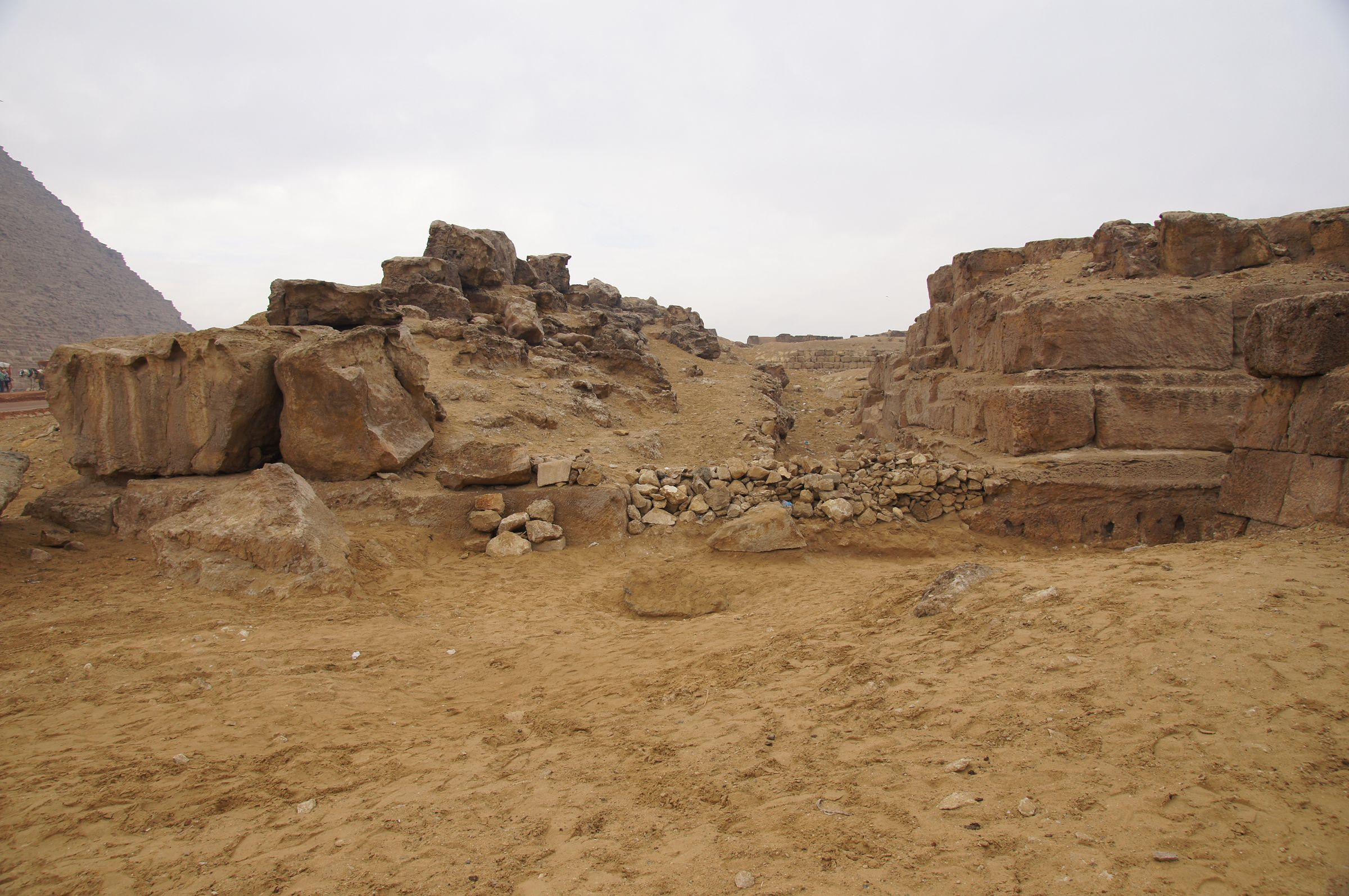 Western Cemetery: Site: Giza; View: G 5110, G 5210