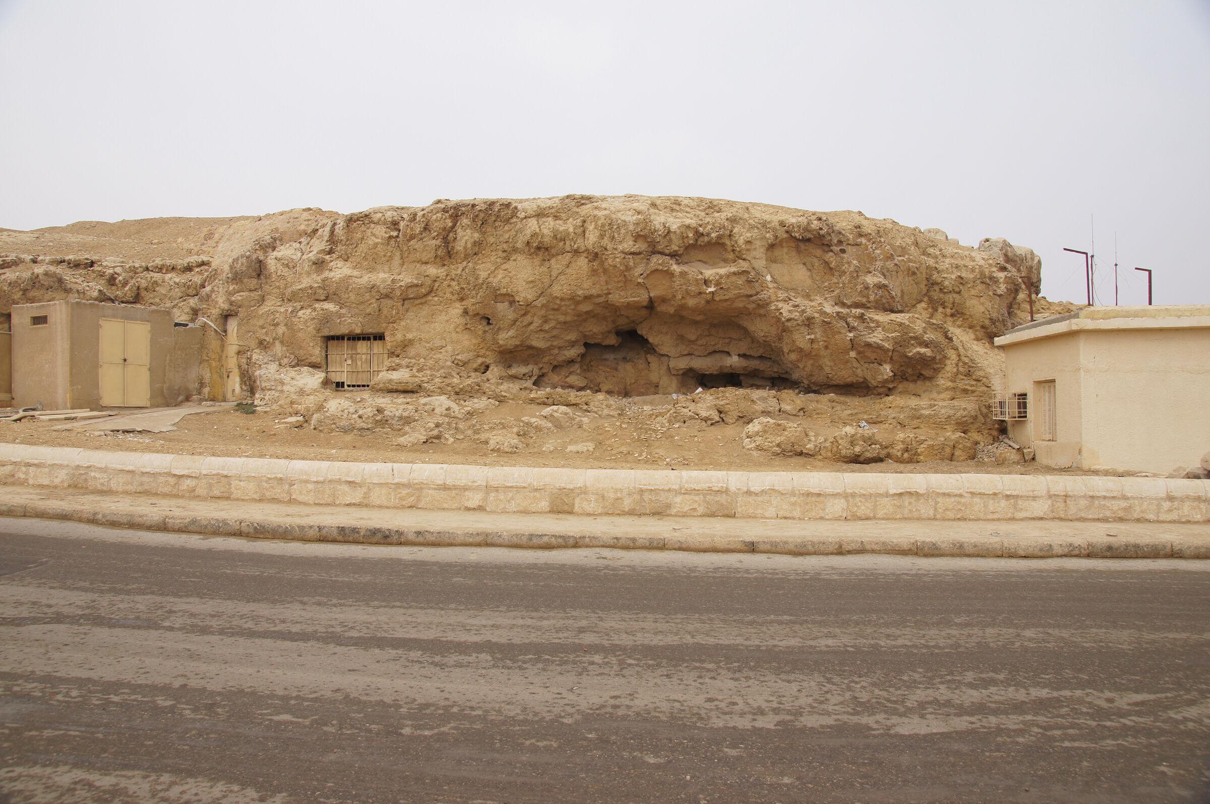 Sphinx Complex: Site: Giza; View: G 9060, G 9050