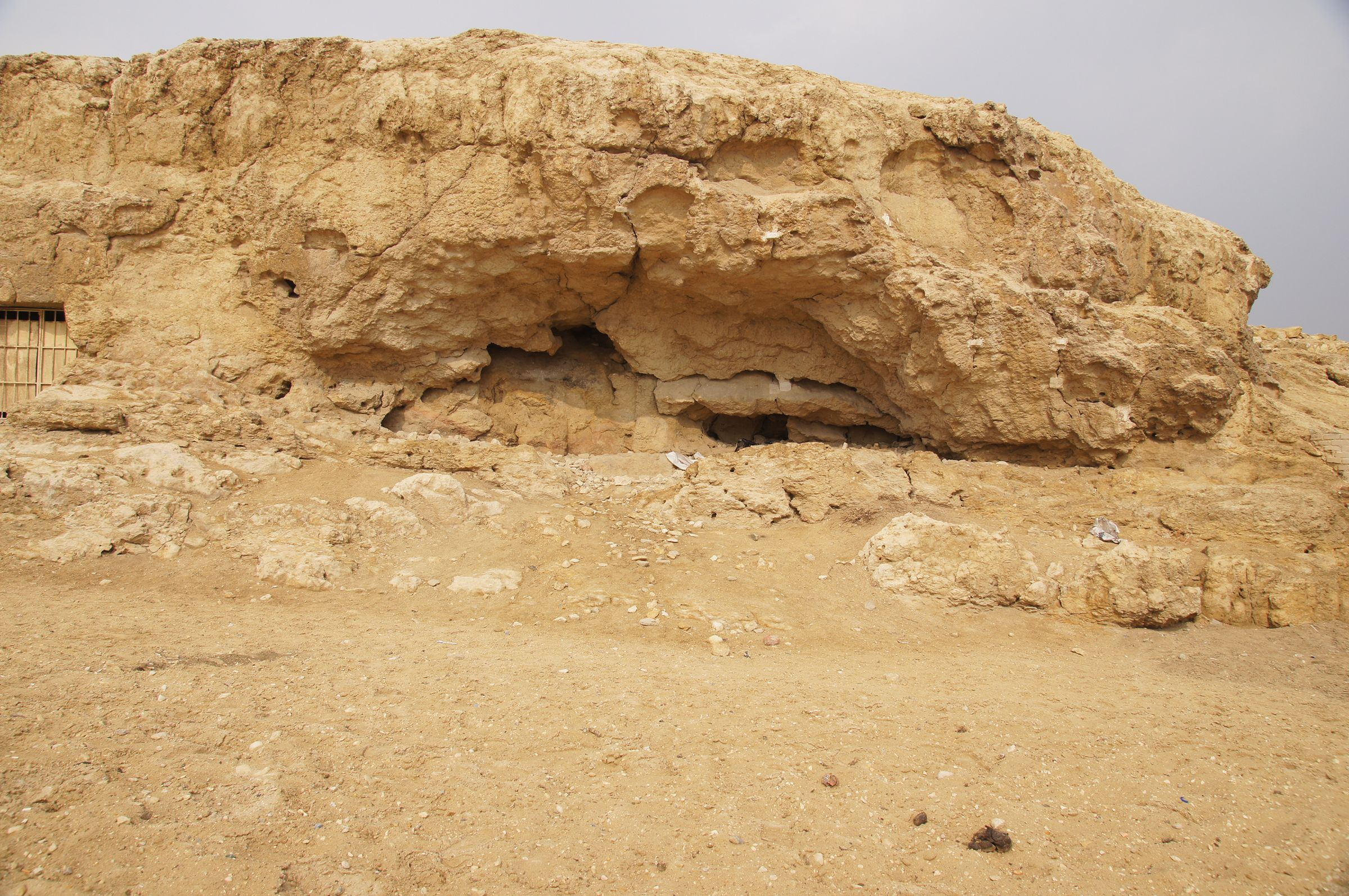 Sphinx Complex: Site: Giza; View: G 9050