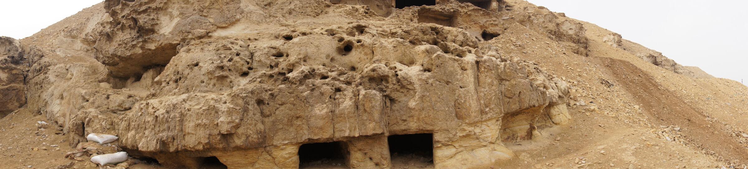 Eastern Cemetery: Site: Giza; View: Lepsius 79