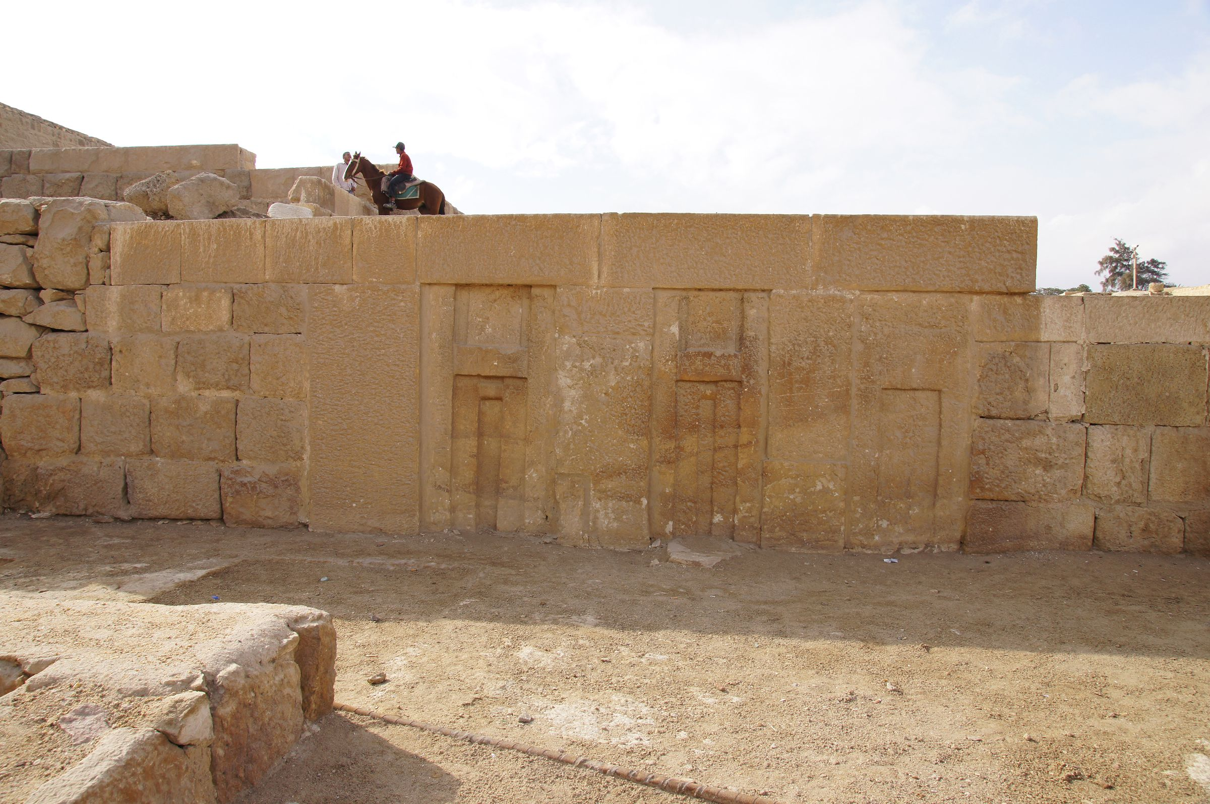 Western Cemetery: Site: Giza; View: G 2391, G 2452