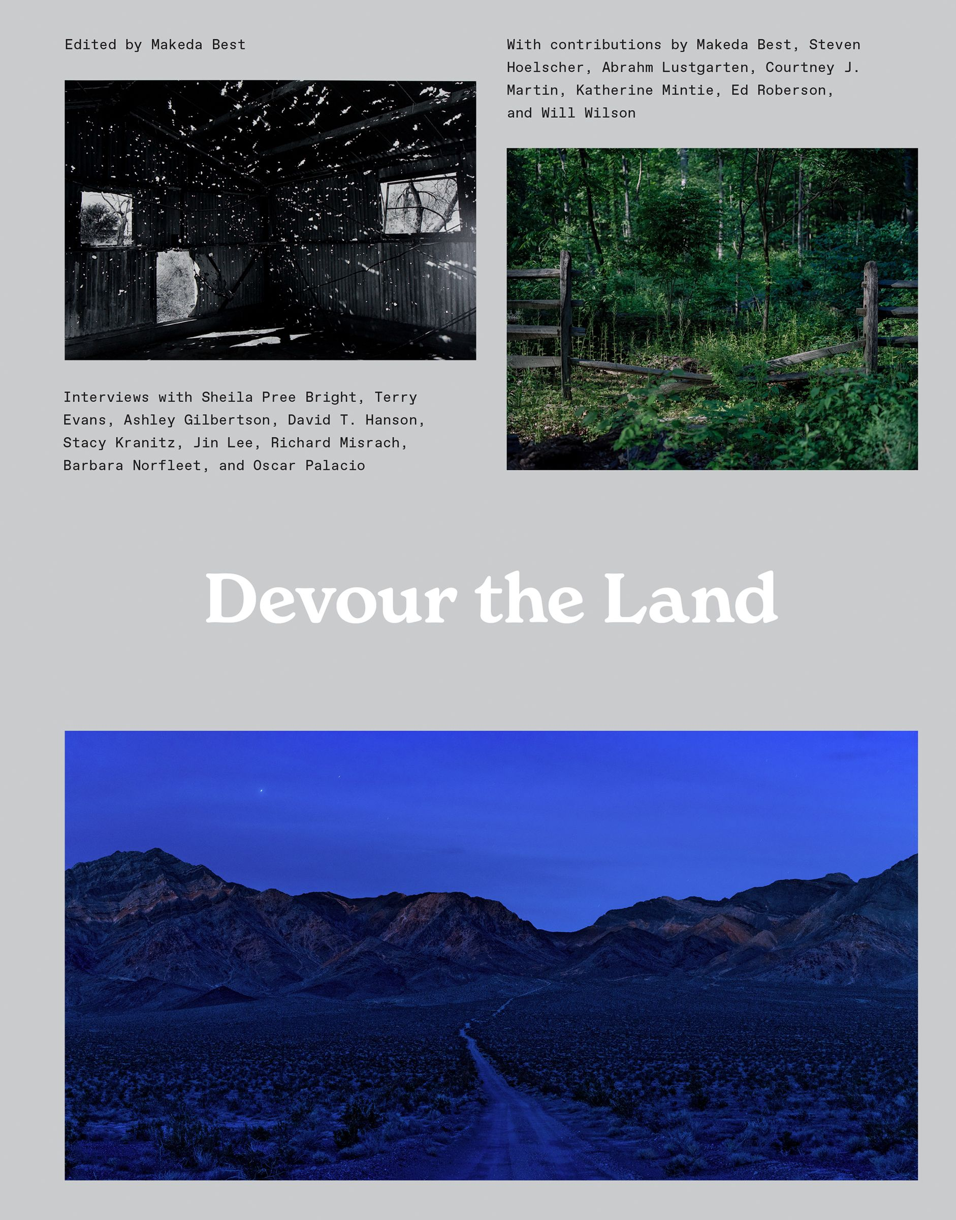 Devour the Land: War and American Landscape Photography since 1970