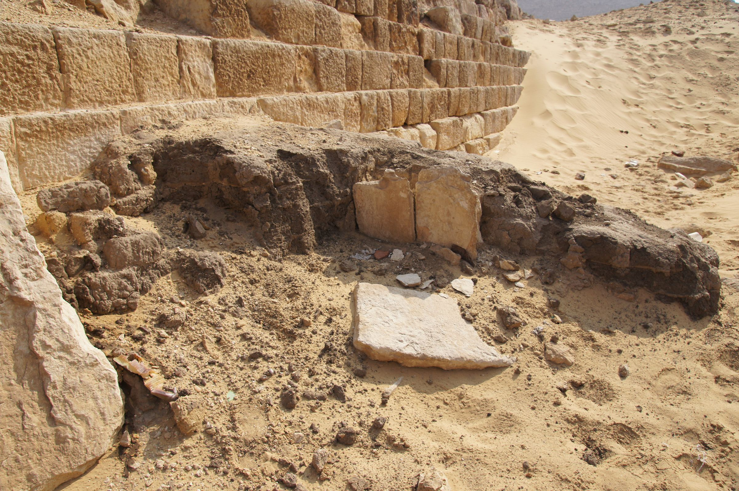 Western Cemetery: Site: Giza; View: G 4140, G 4000