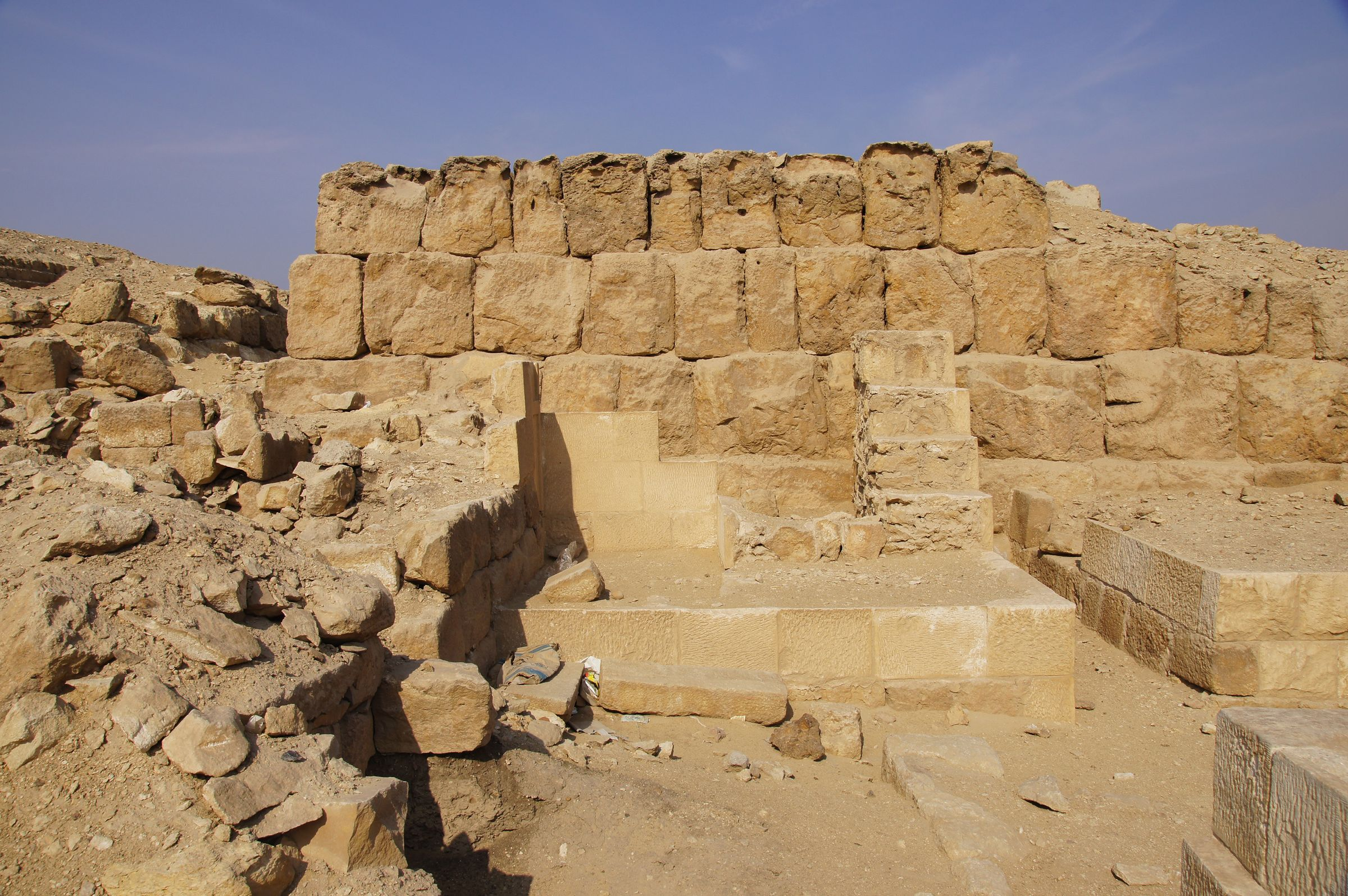 Western Cemetery: Site: Giza; View: G 2134, G 2138, G 2220