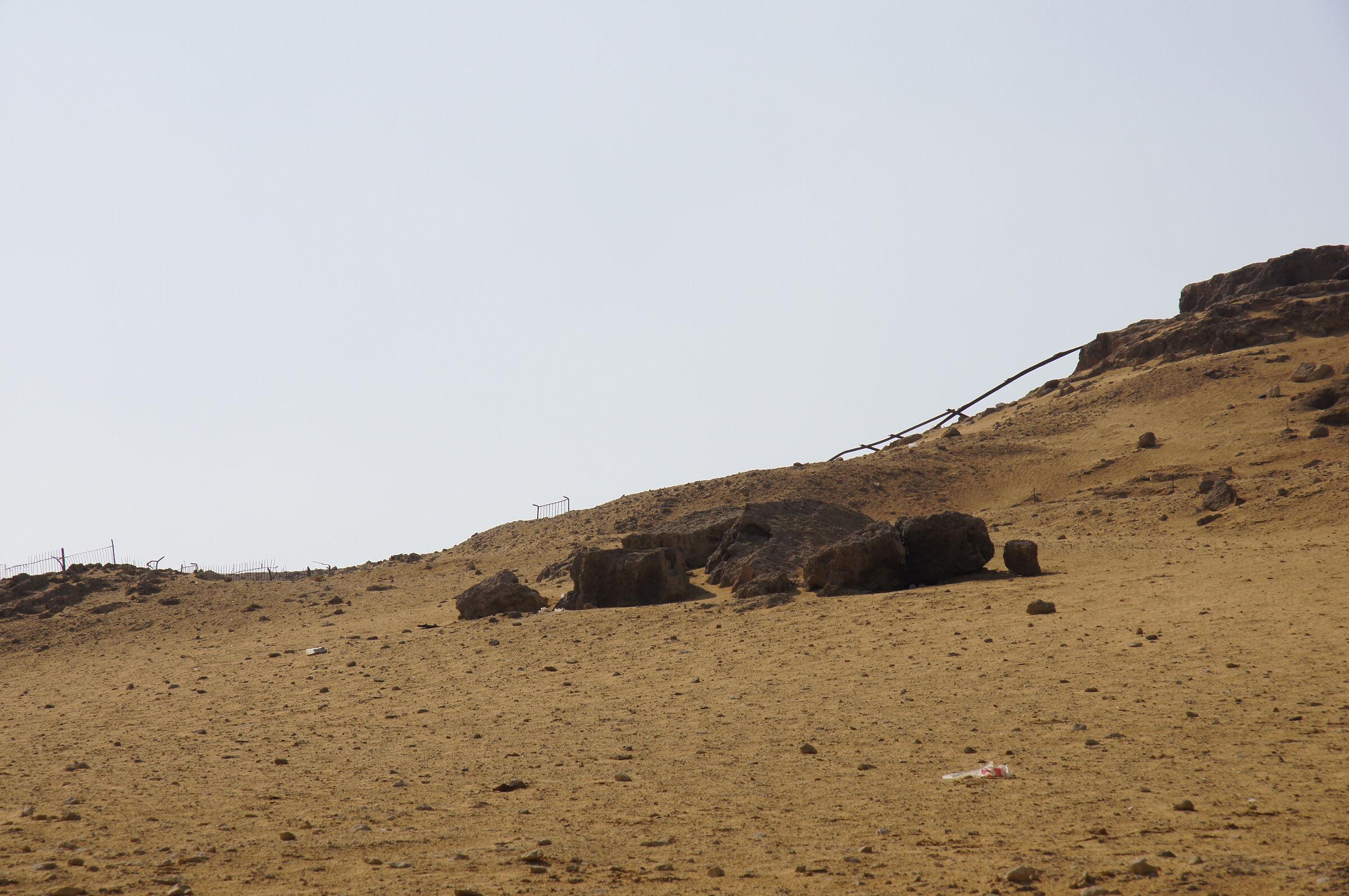 South Giza: Site: Giza; View: South Giza