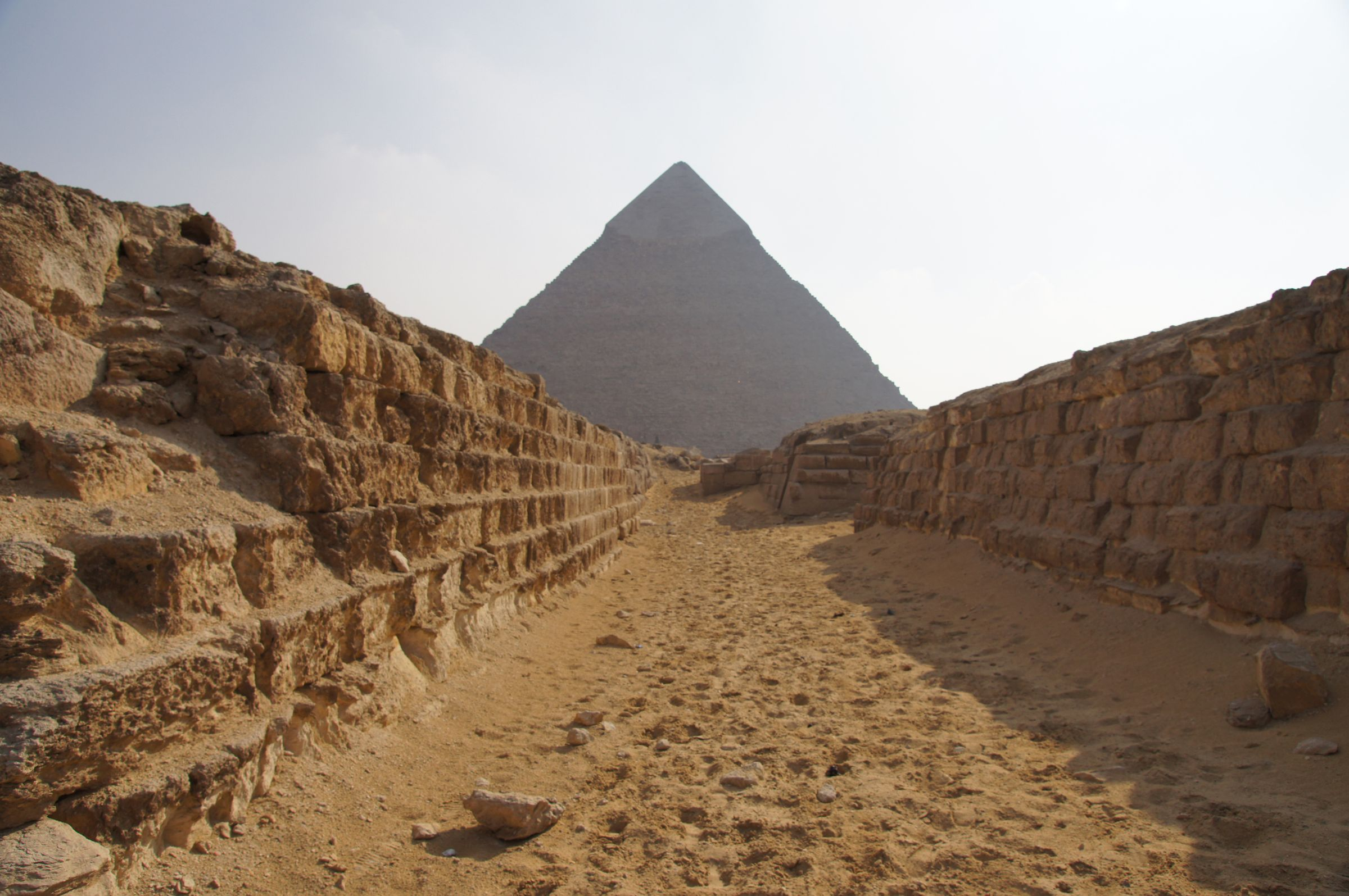 Western Cemetery: Site: Giza; View: G 4350, G 4250