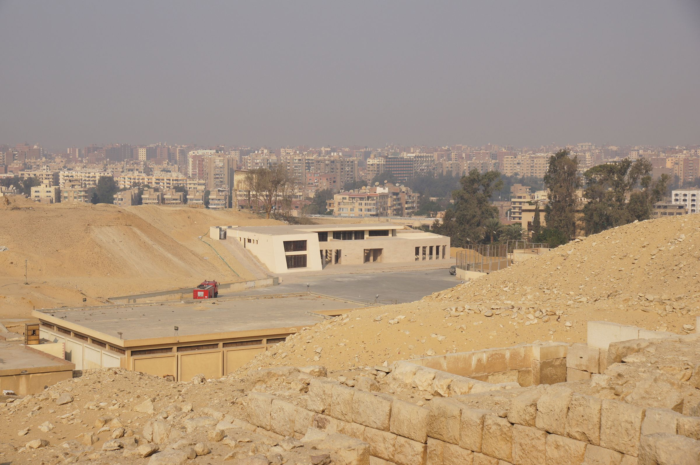 Western Cemetery: Site: Giza; View: G 2097, G 2096