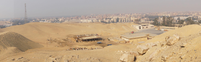General View: Site: Giza; View: G 2000