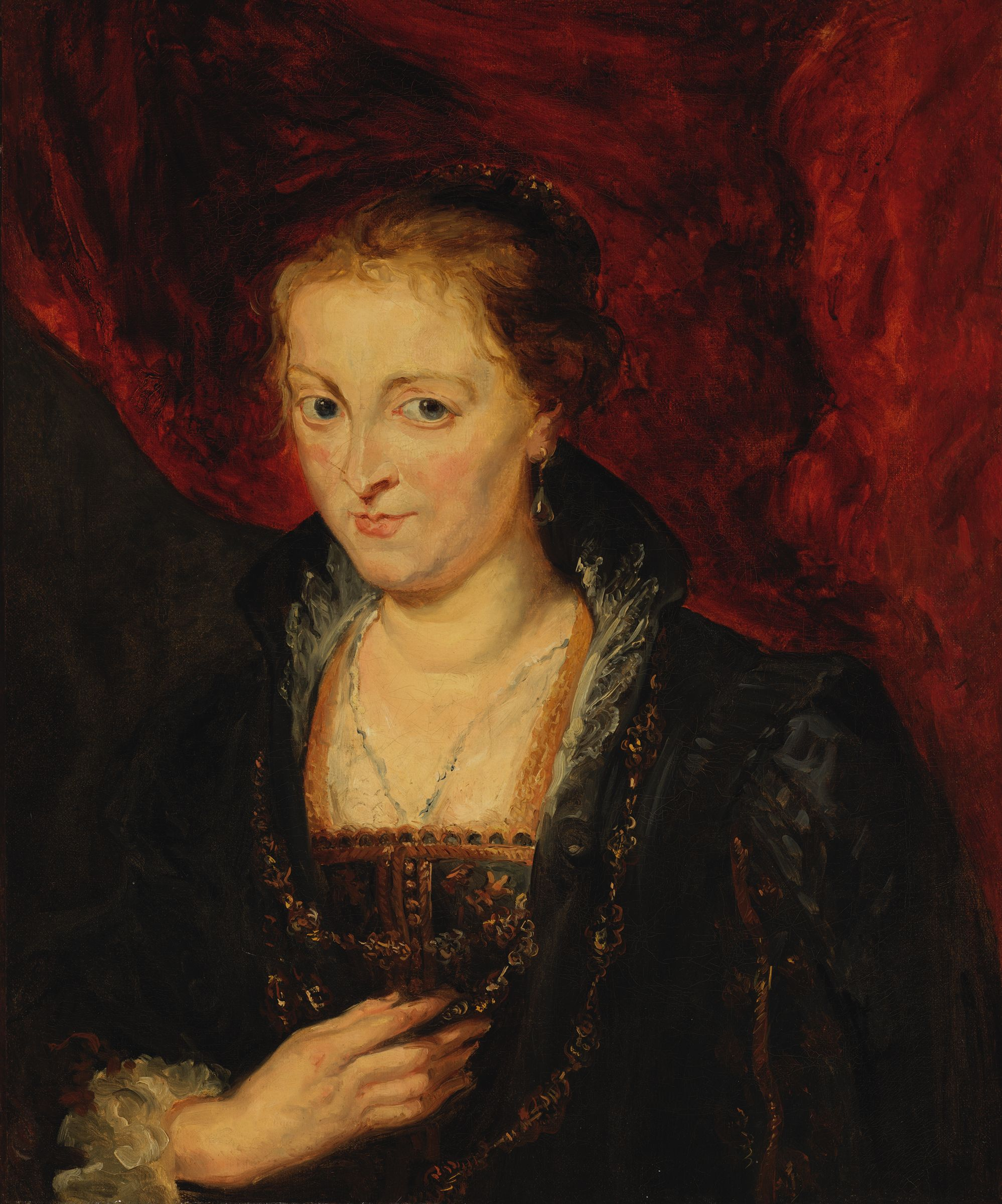 Suzanne Fourment, After Rubens