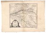 Diocese de l'archevesché de Tours La Touraine : Les Eslections de Tours, d'Amboise, de Loches, et de Chinon
