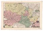 Le Maine, l'Anjou et la Touraine. La Beauce et la Sologne, le Perche Goüet, le Vendosmois, le Dunois, le Blaisois, l'Orleanois et le païs Chartrain