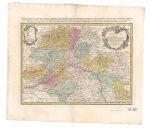 Novissima totius Aureliani Generalitatis Exhibitio In suas XII Electiones Stereographico more divisa