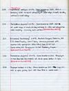 Stefan Cover Field Notes Vol. 6, pg.92. Scanned on 2014-08-29; hard copy may have been updated.