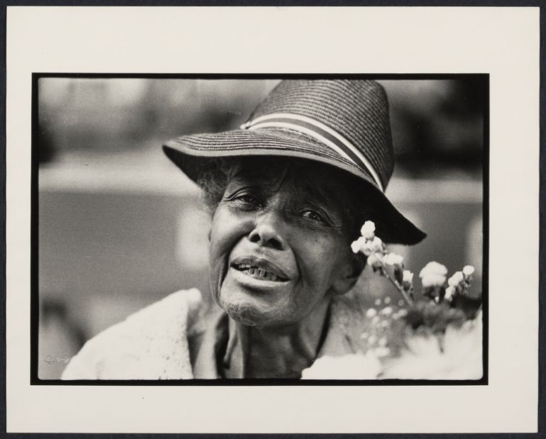Ella Baker, Founder of Student Nonviolent Coordinating Committee (SNCC)