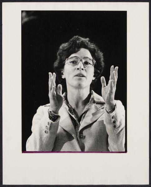 Congresswoman Elizabeth Holtzman