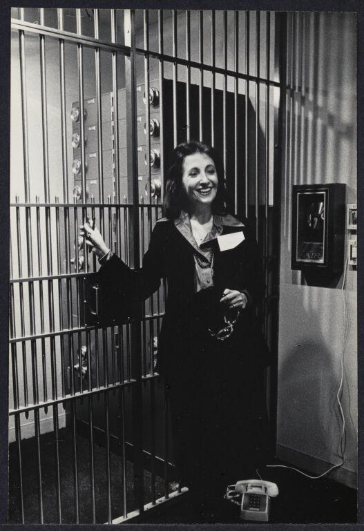Eileen Preiss, Vice President of Women's bank